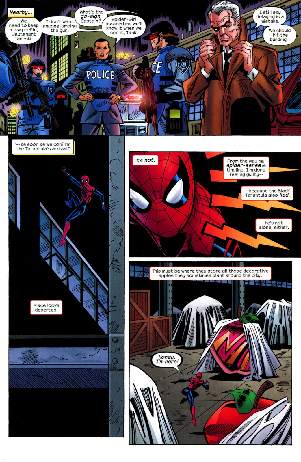 Web of Spider-Man (2009) Issue #6 #6 - English 27