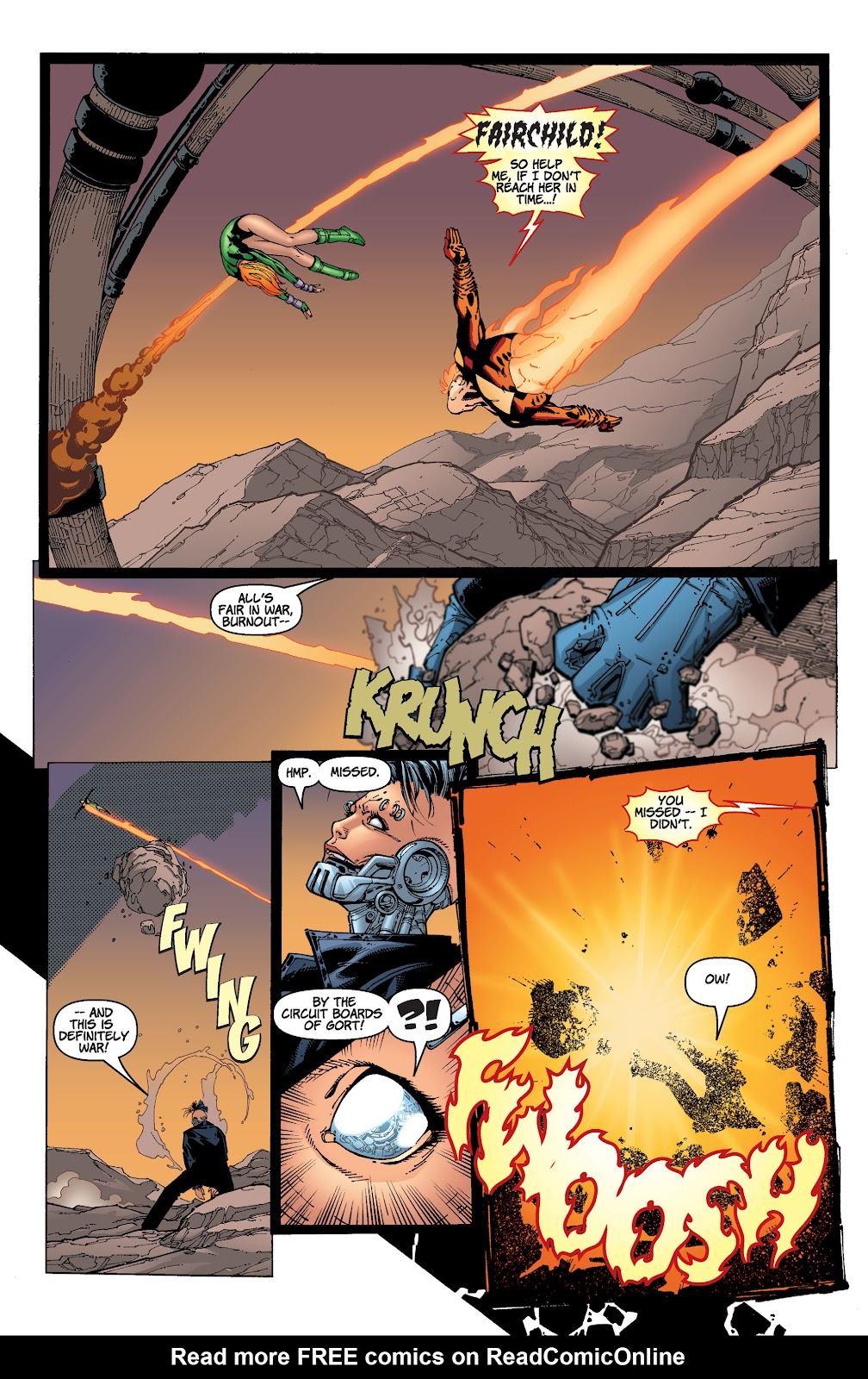 Read online Divine Right comic -  Issue # _TPB The Adventures of Max Faraday (Part 4) - 10