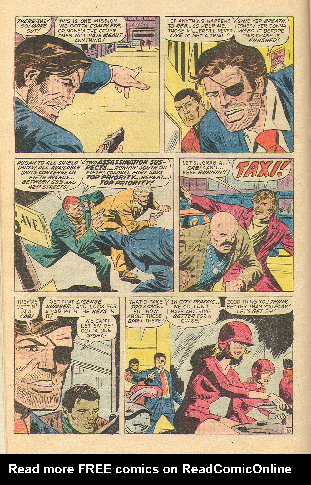 Read online Sgt. Fury comic -  Issue #100 - 15