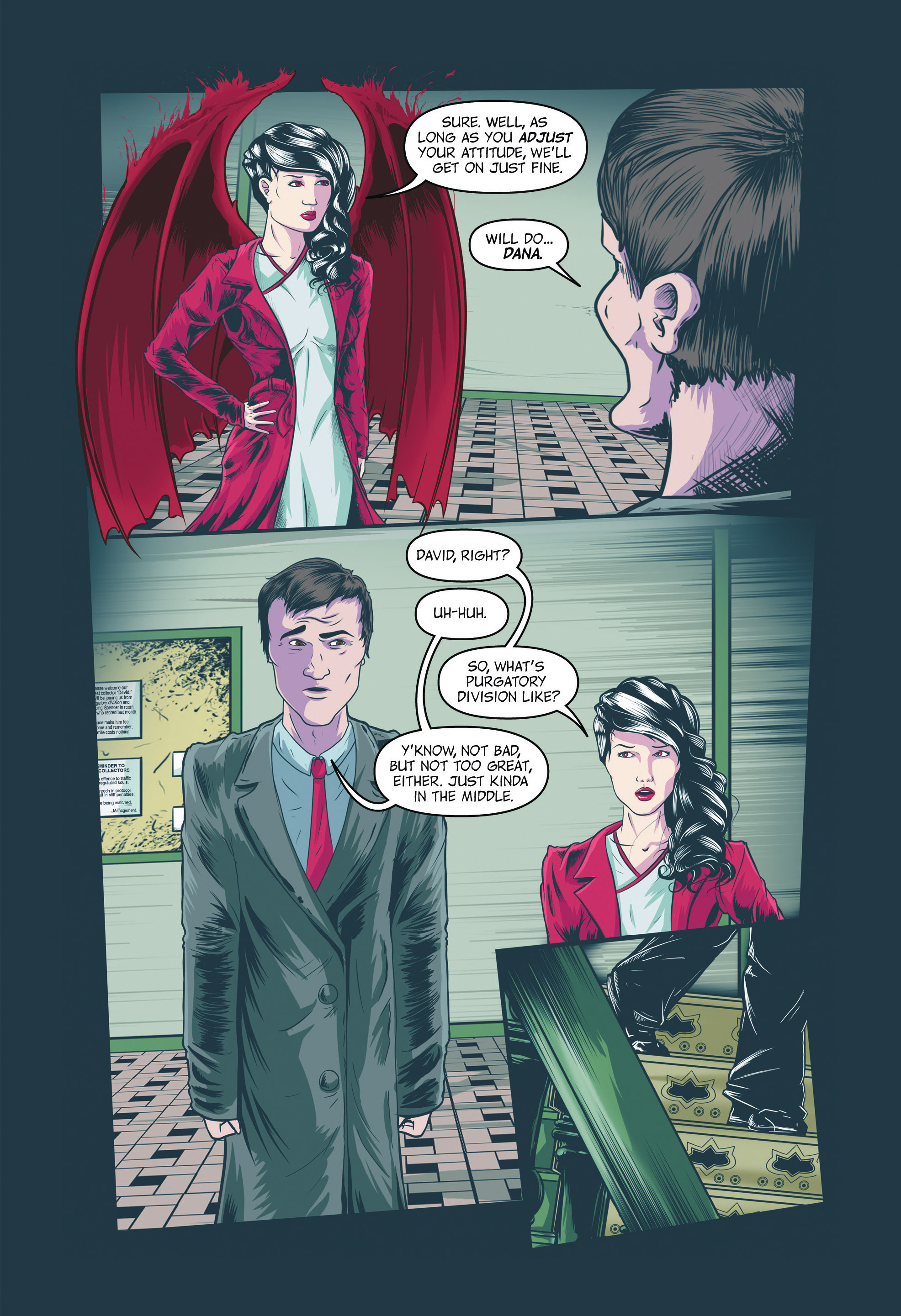 Read online Redemption Heights comic -  Issue # Full - 24