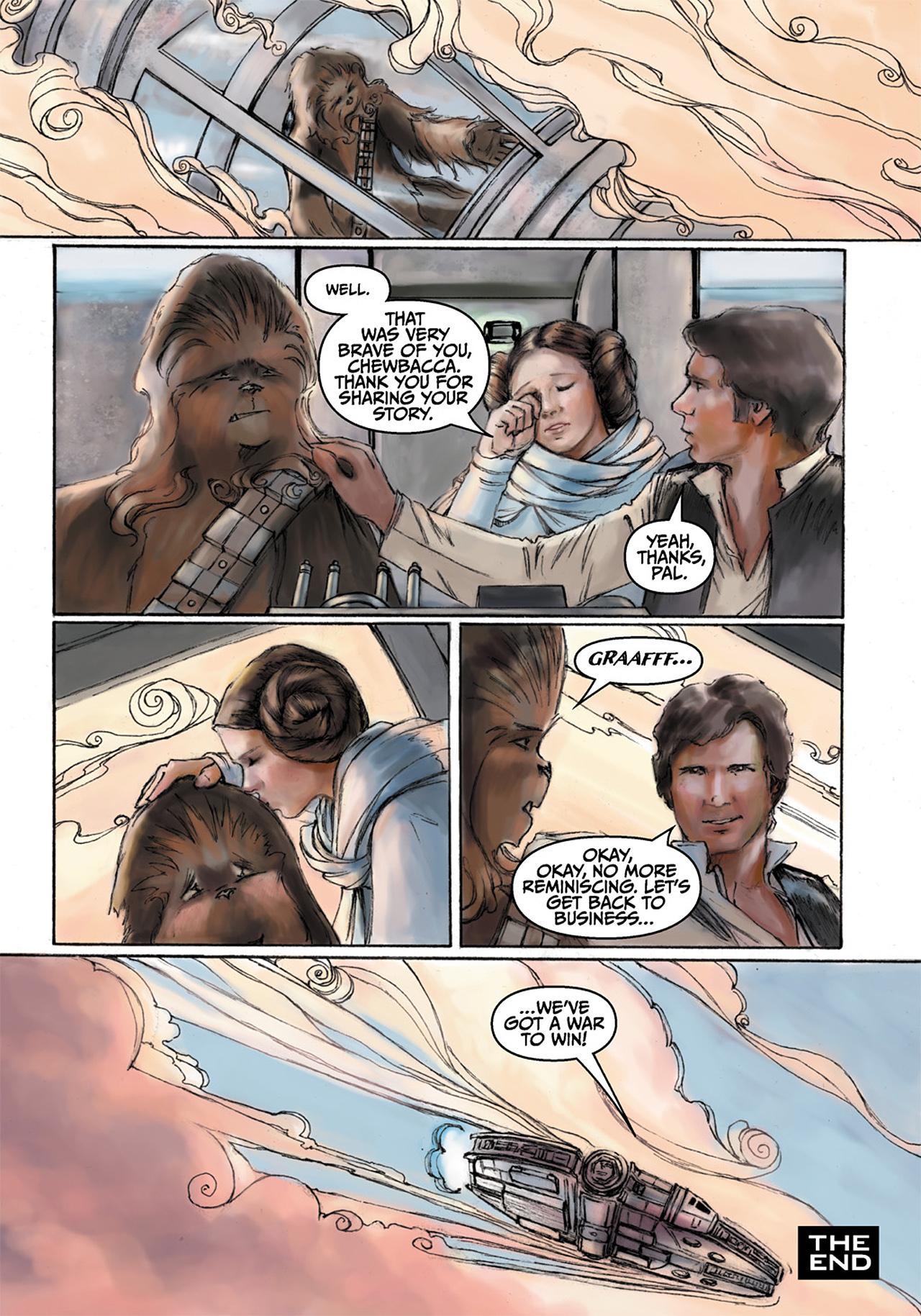 Read online Star Wars Omnibus comic -  Issue # Vol. 33 - 474