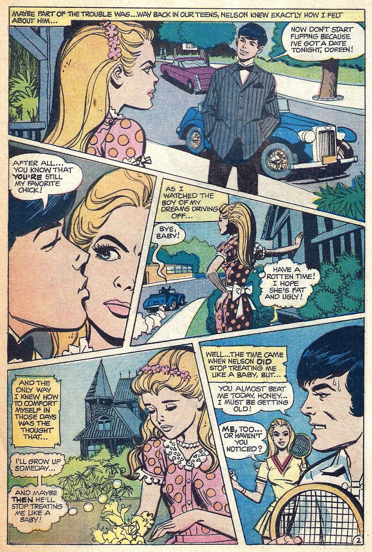 Read online Secret Hearts comic -  Issue #140 - 4