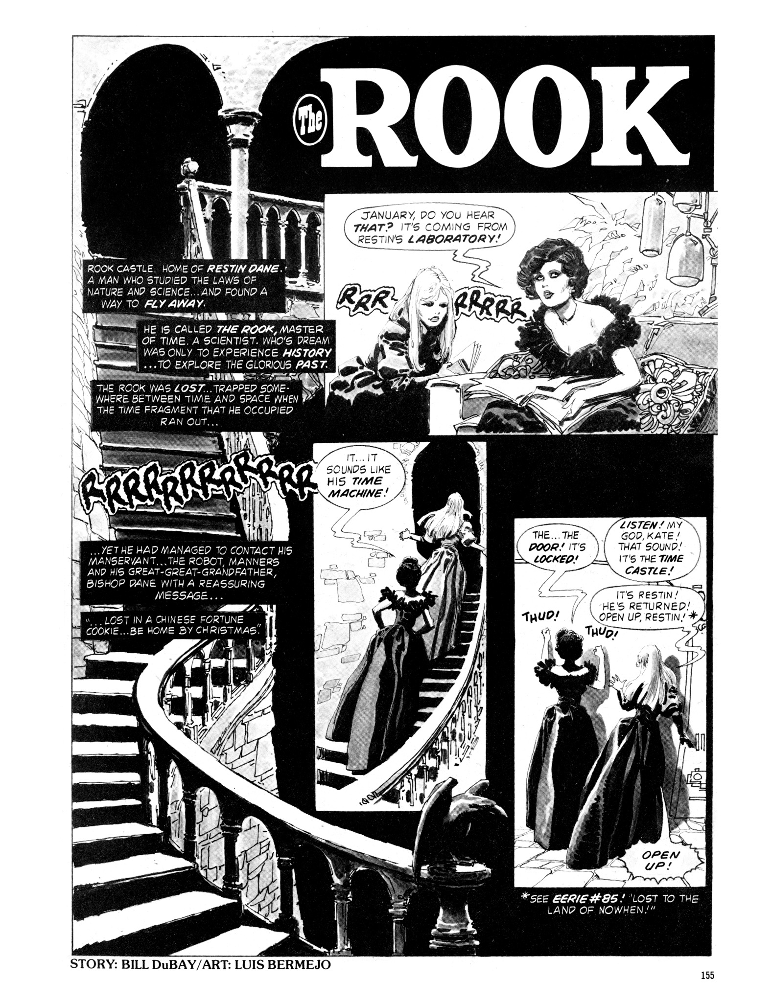 Read online Eerie Archives comic -  Issue # TPB 18 - 152