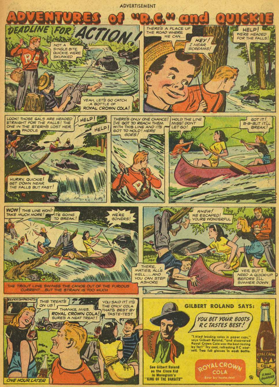 Read online Adventure Comics (1938) comic -  Issue #128 - 37
