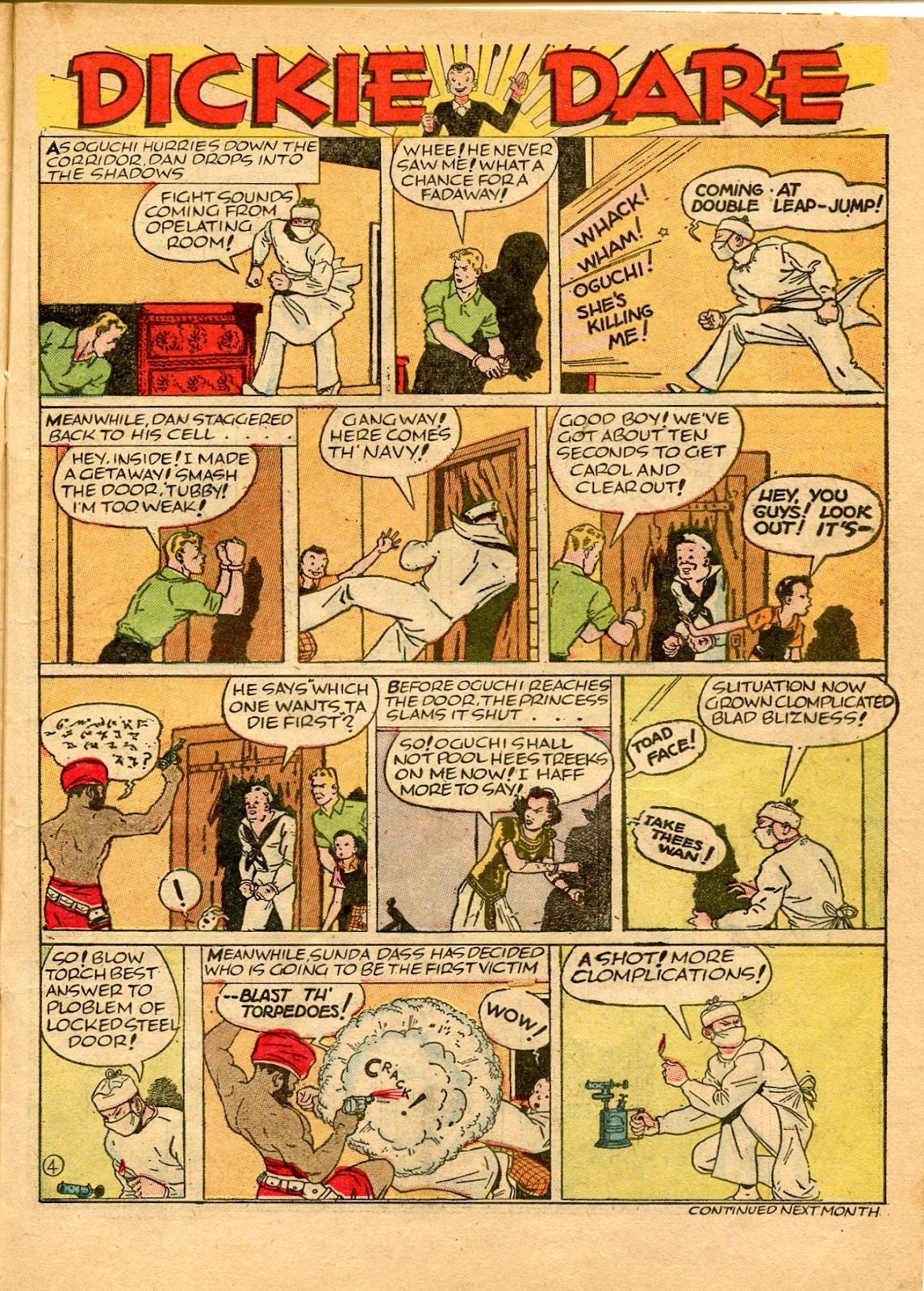 Read online Famous Funnies comic -  Issue #49 - 29