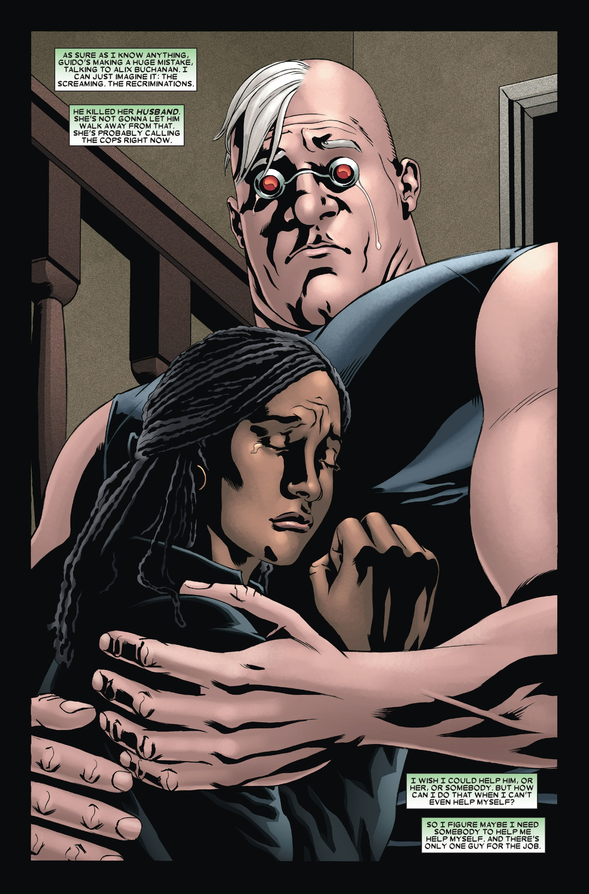 Read online X-Factor (2006) comic -  Issue #14 - 13