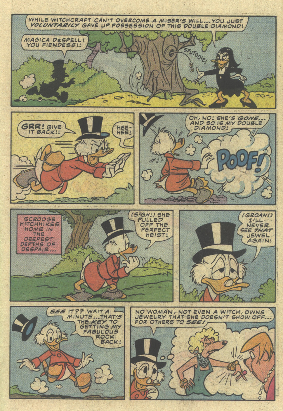 Read online Uncle Scrooge (1953) comic -  Issue #204 - 27