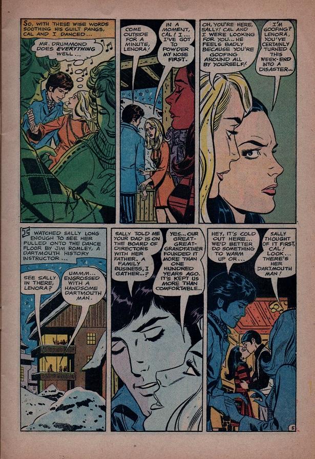 Read online Secret Hearts comic -  Issue #145 - 7