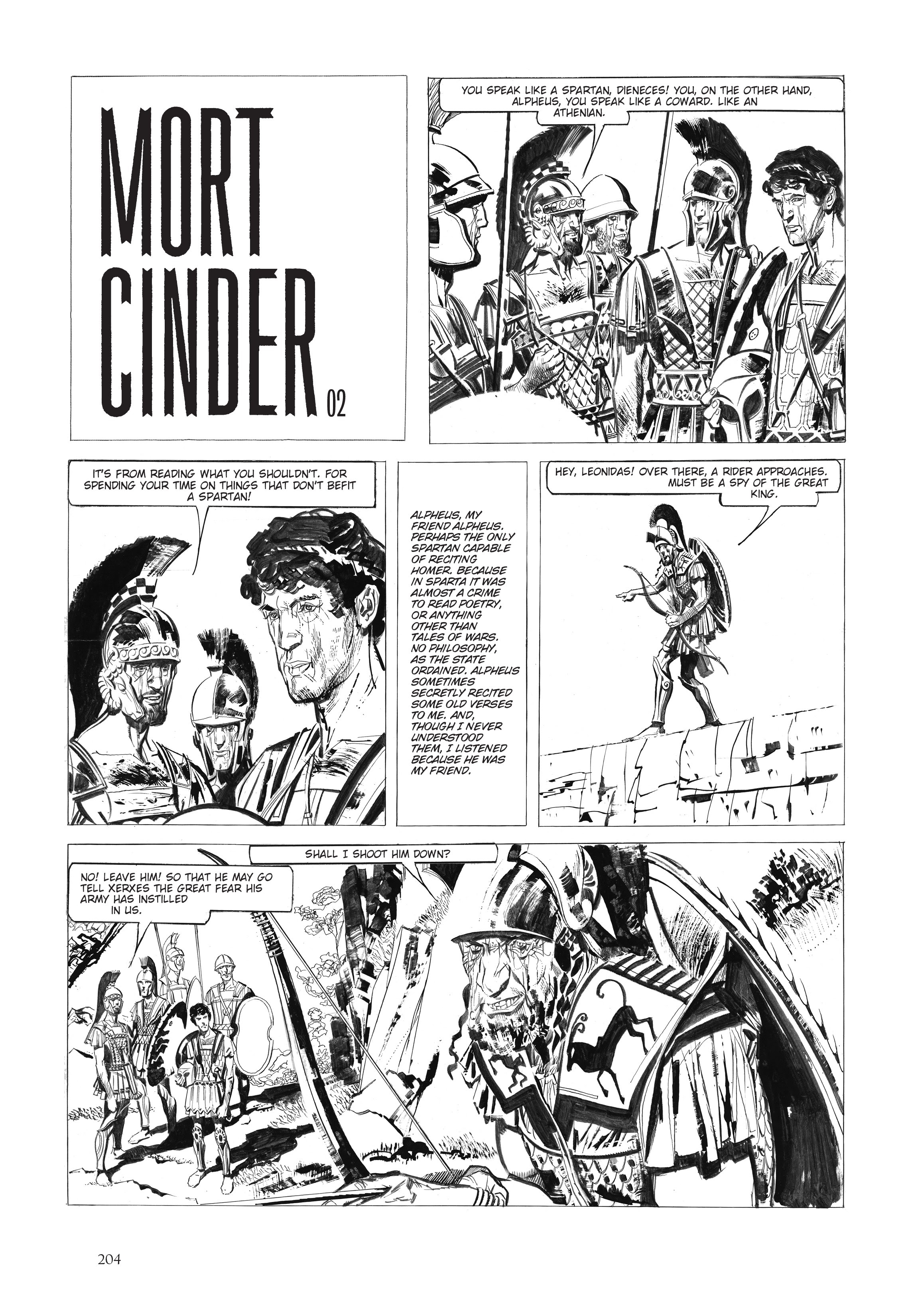 Mort Cinder TPB_(Part_3) Page 1