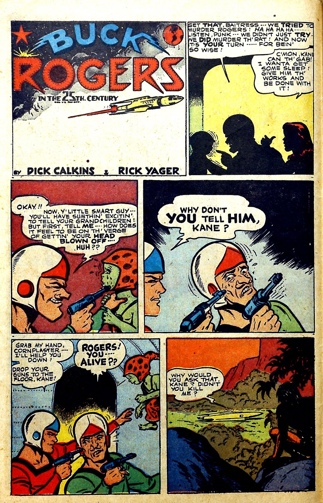 Read online Famous Funnies comic -  Issue #166 - 12