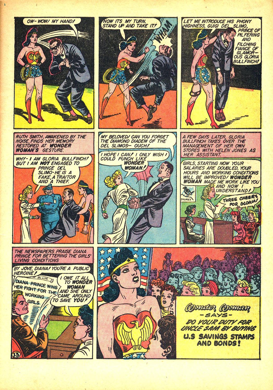 Read online Sensation (Mystery) Comics comic -  Issue #8 - 15
