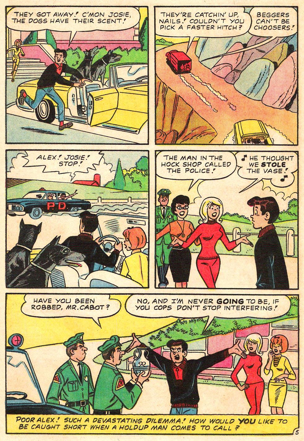 Read online She's Josie comic -  Issue #19 - 24