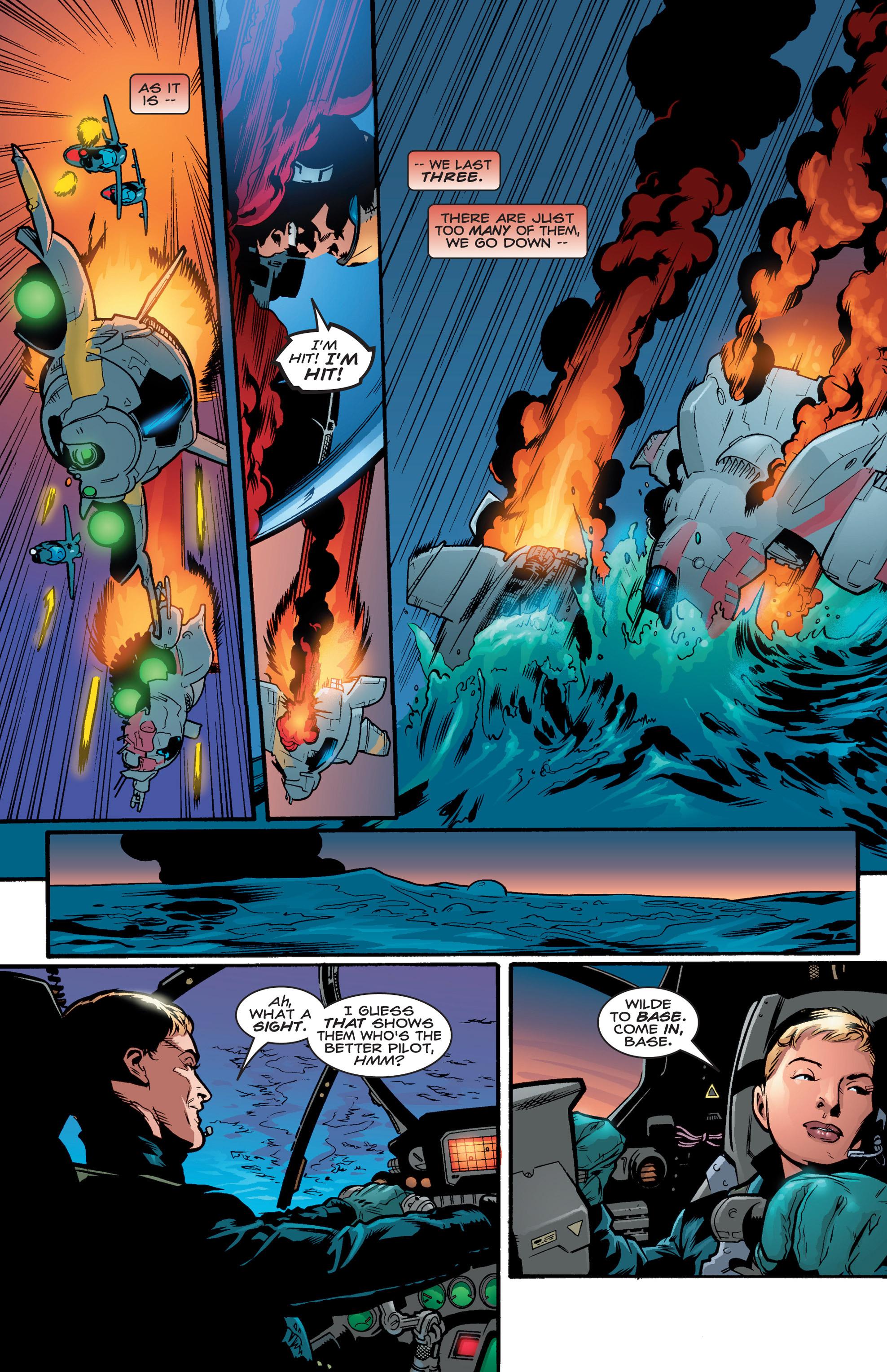 Read online Shockrockets comic -  Issue # TPB - 117