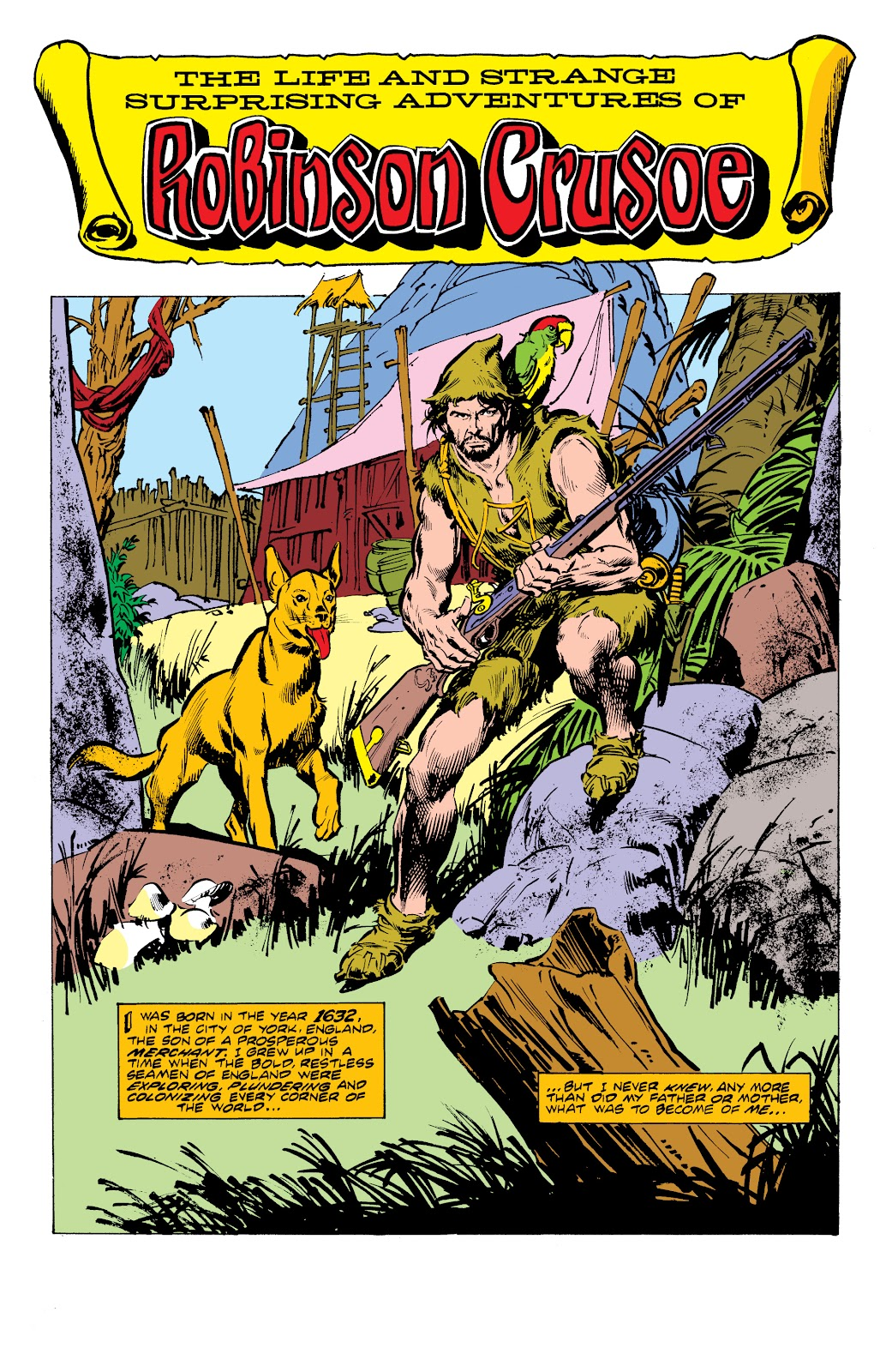 Marvel Classics Comics Series Featuring issue 19 - Page 3