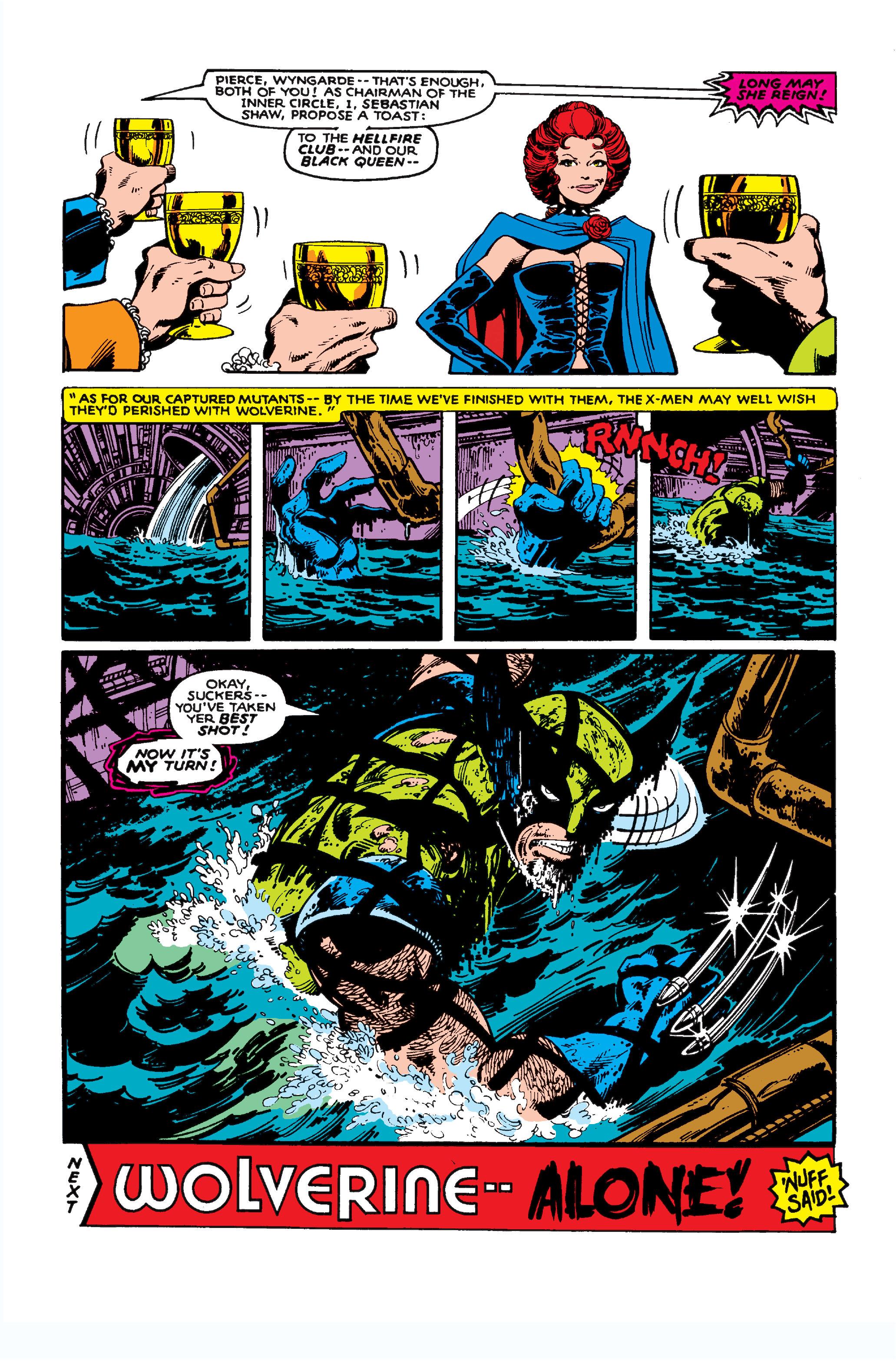 Uncanny X-Men (1963) 132 Page 17