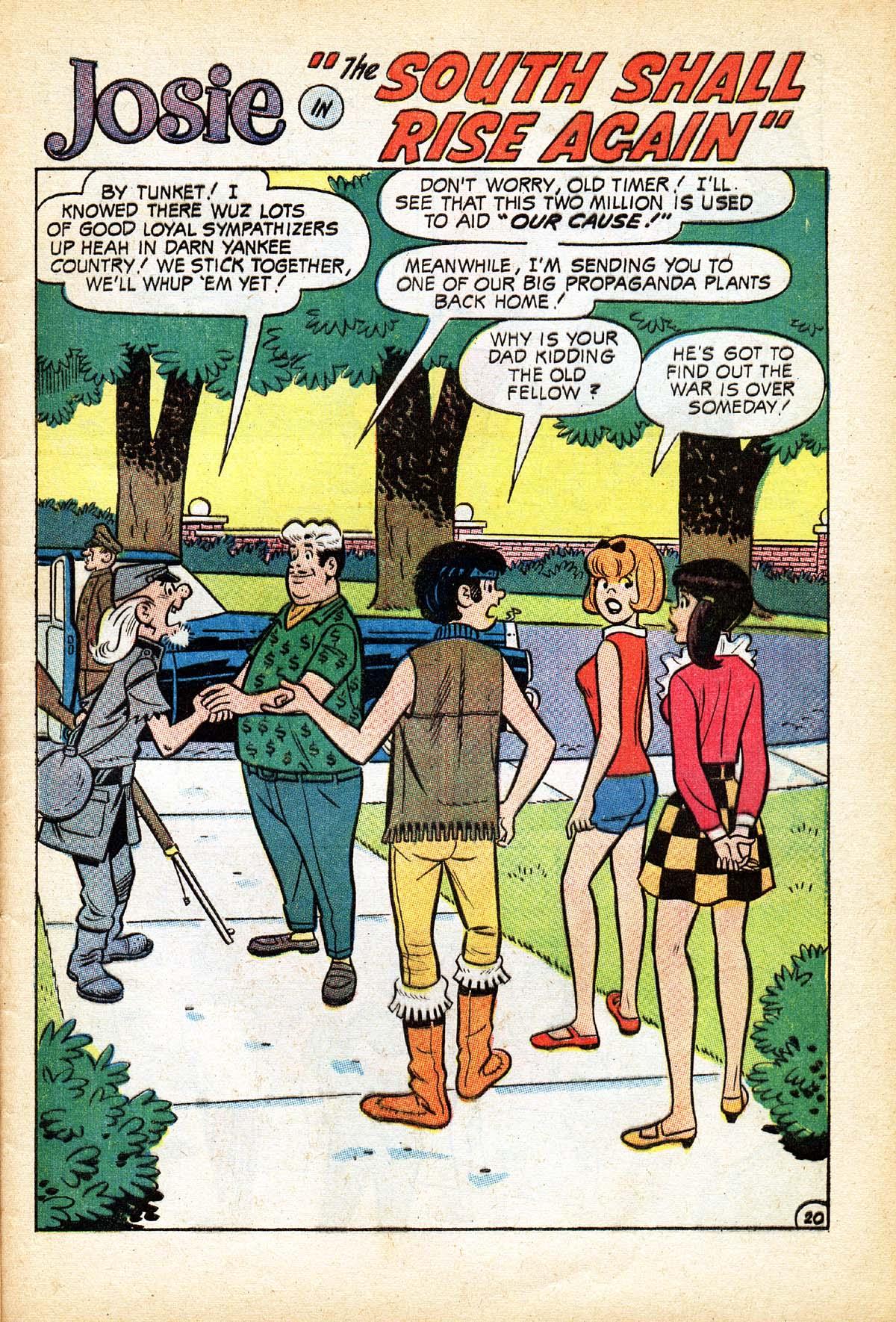 Read online She's Josie comic -  Issue #35 - 29
