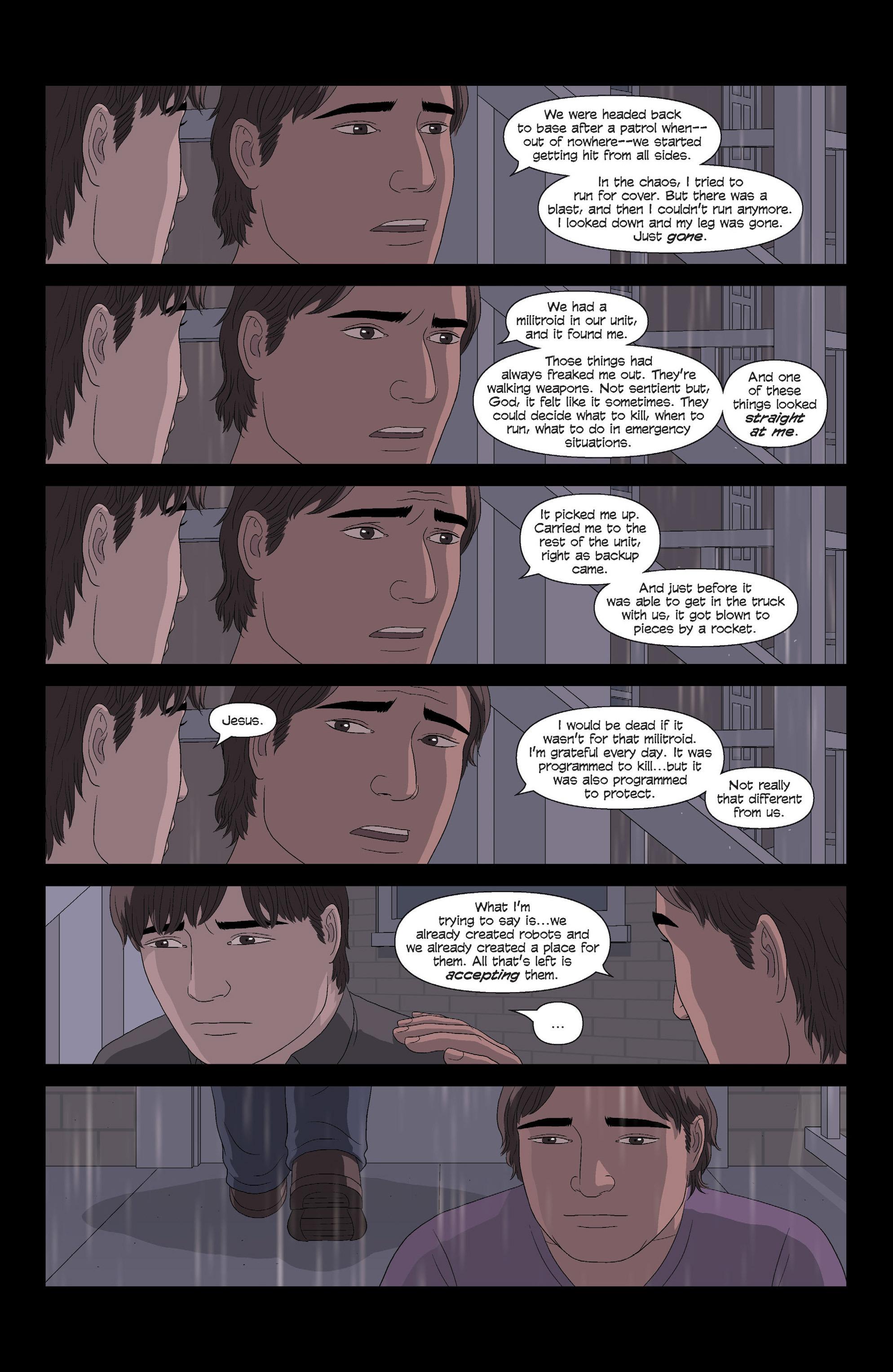 Read online Alex   Ada comic -  Issue # _TPB 2 - 115