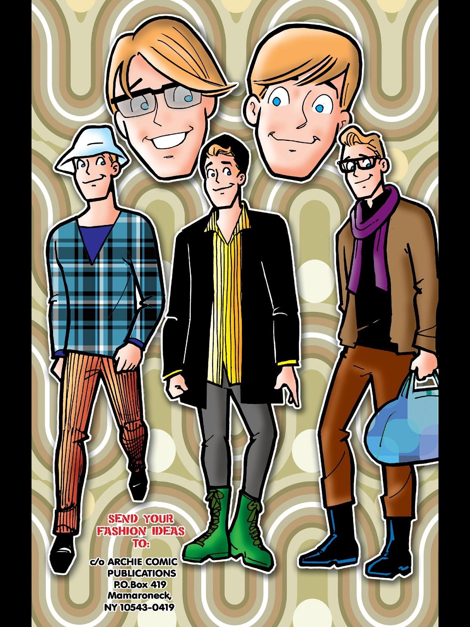Read online Kevin Keller comic -  Issue #7 - 23