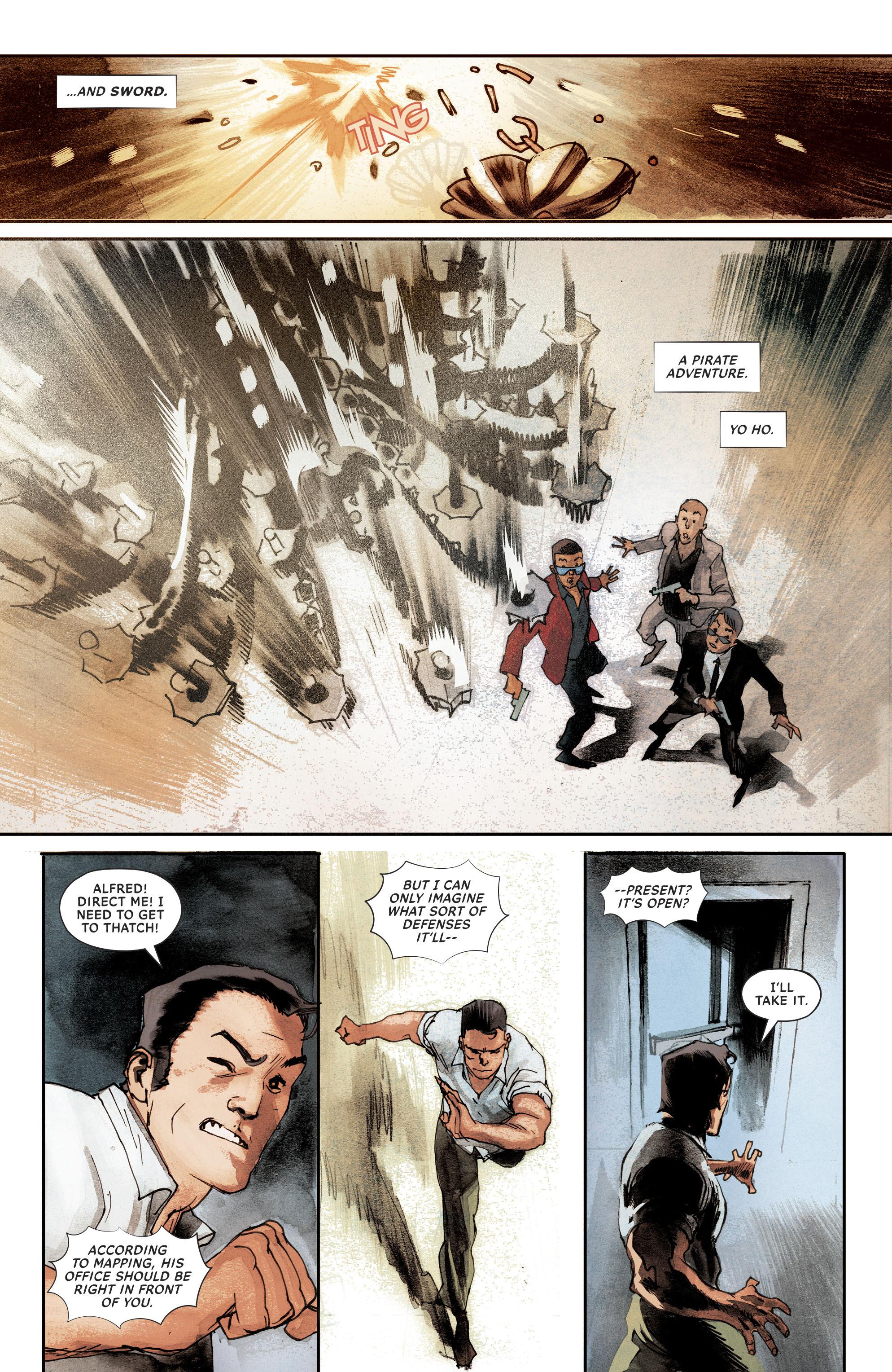 Read online All-Star Batman comic -  Issue #10 - 23