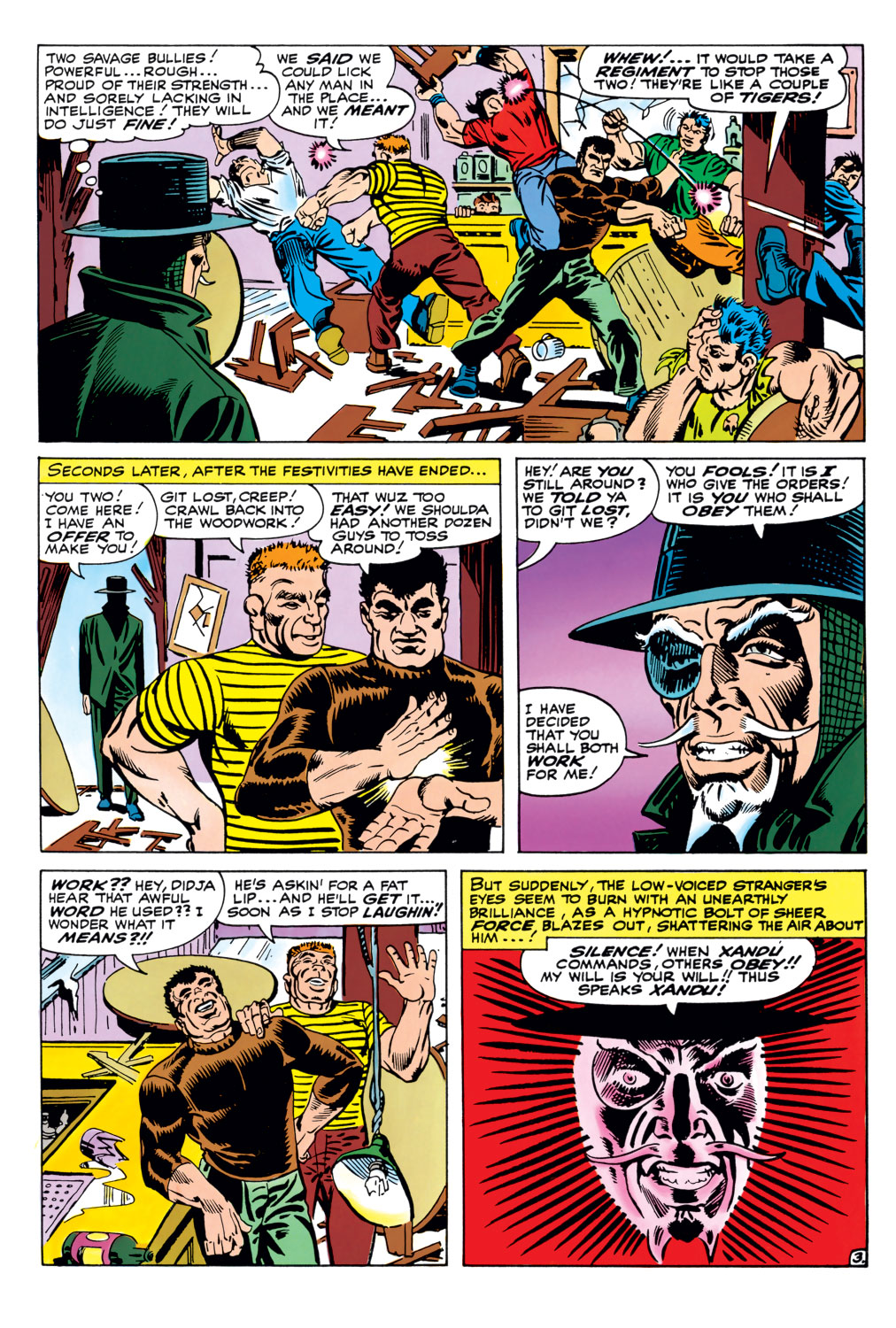 The Amazing Spider-Man (1963) _Annual_2 Page 3