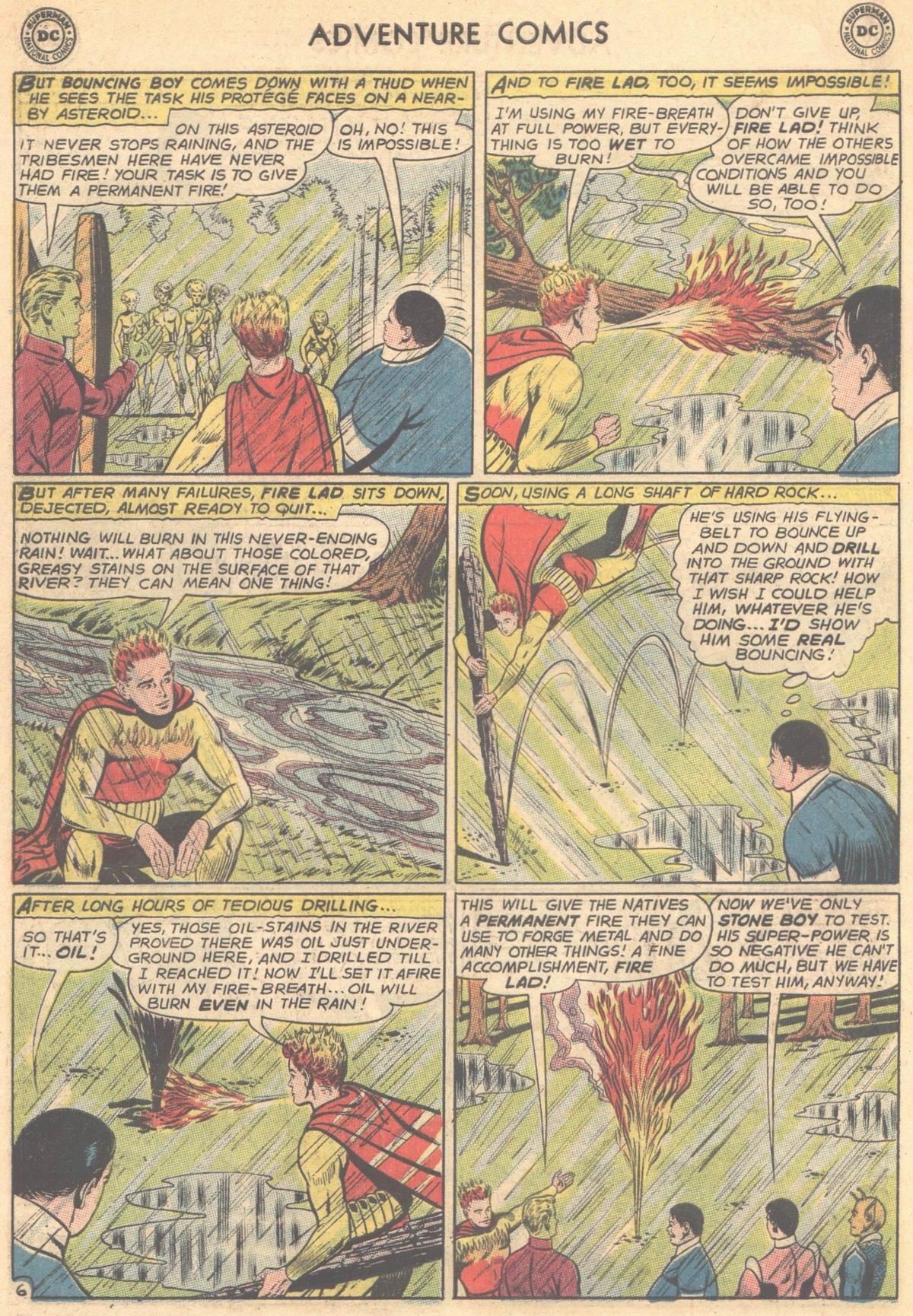 Read online Adventure Comics (1938) comic -  Issue #315 - 18