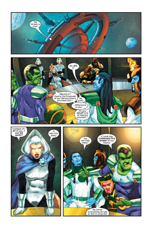 Captain Marvel (2002) Issue #15 #15 - English 16