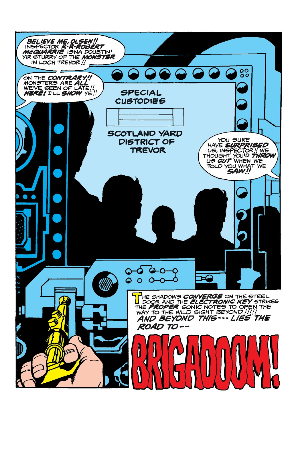 Read online Superman's Pal, Jimmy Olsen by Jack Kirby comic -  Issue # TPB (Part 3) - 65