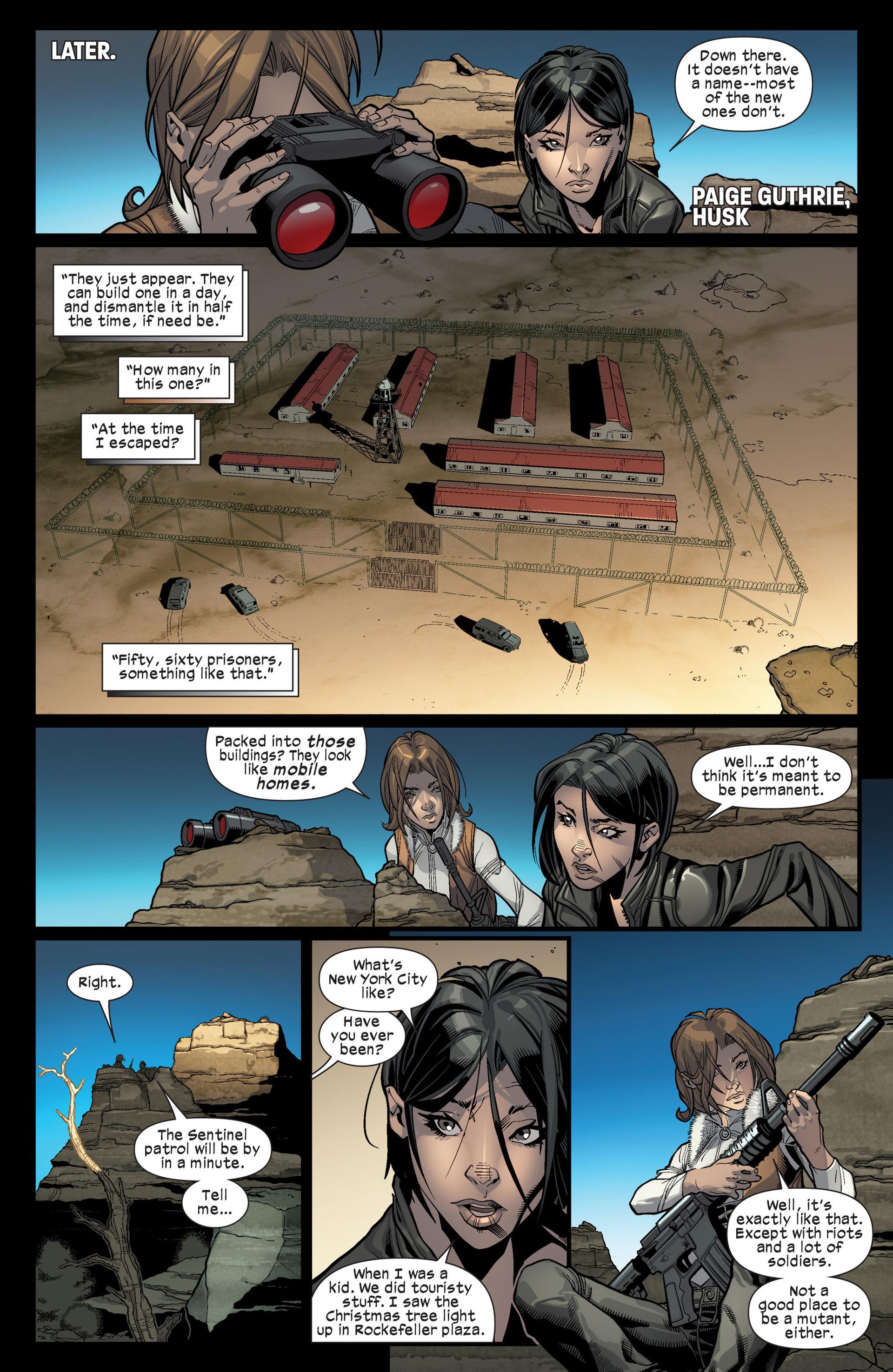 Read online Ultimate Comics X-Men comic -  Issue #16 - 8