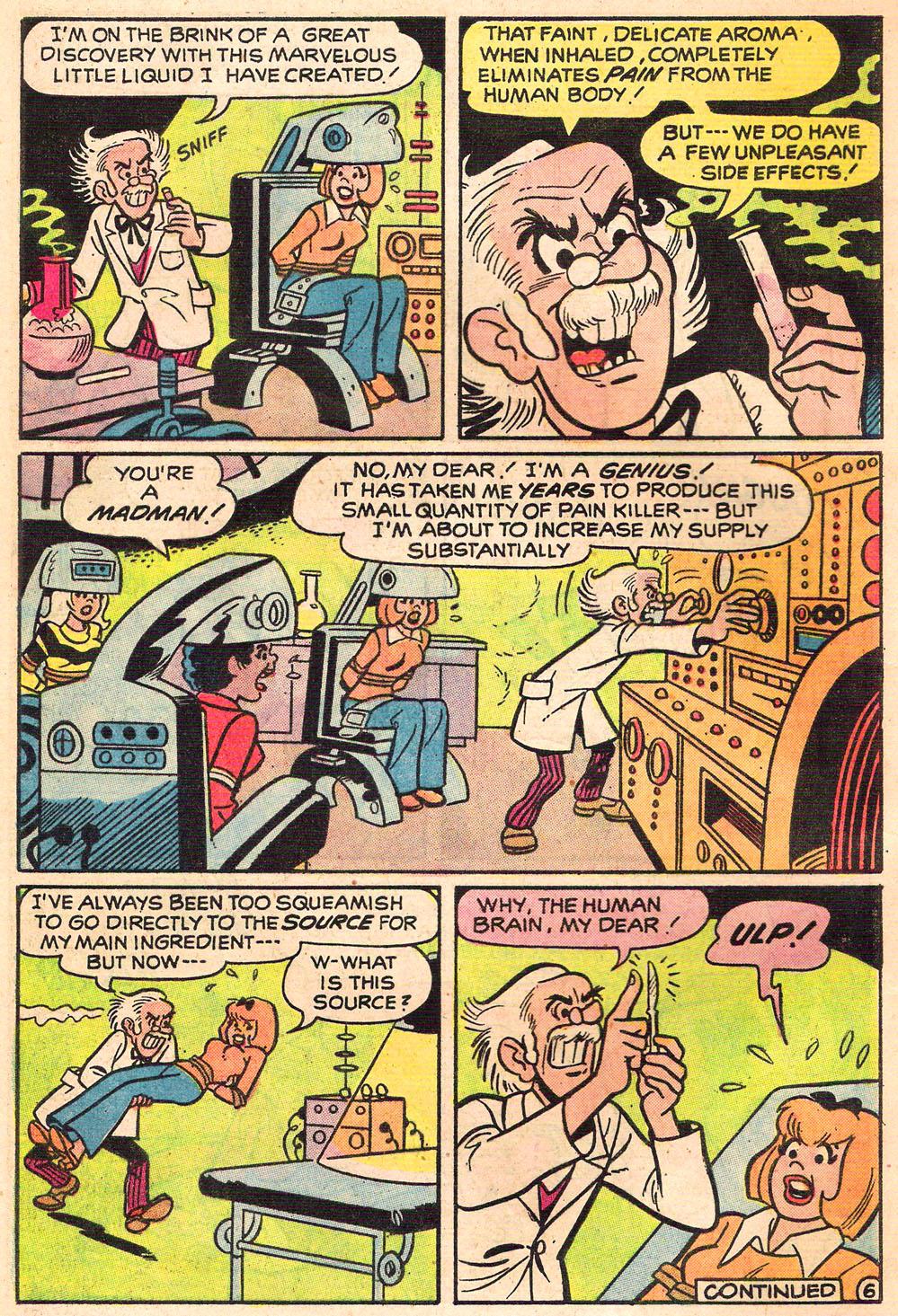 Read online She's Josie comic -  Issue #67 - 8