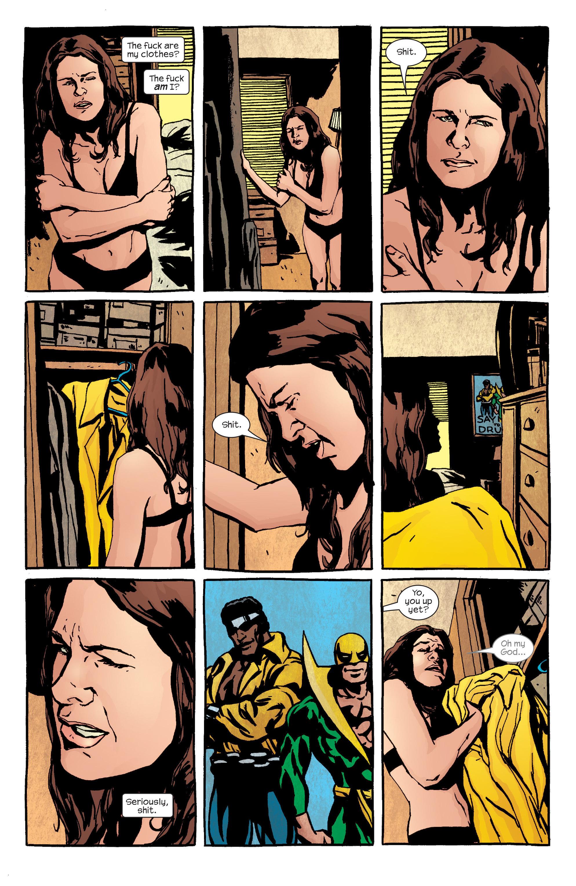 Read online Alias comic -  Issue #25 - 4