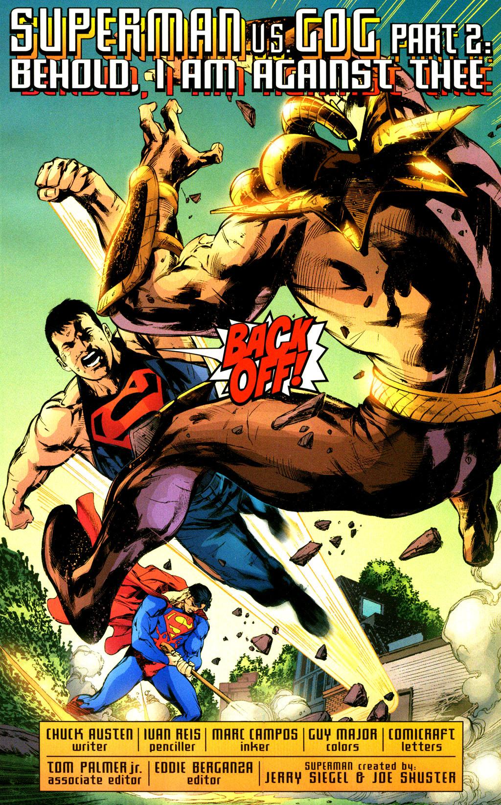 Action Comics (1938) 816 Page 1