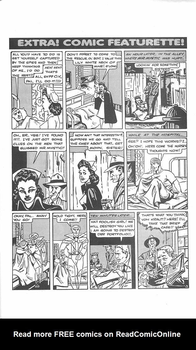 Read online Golden-Age Men of Mystery comic -  Issue #5 - 47