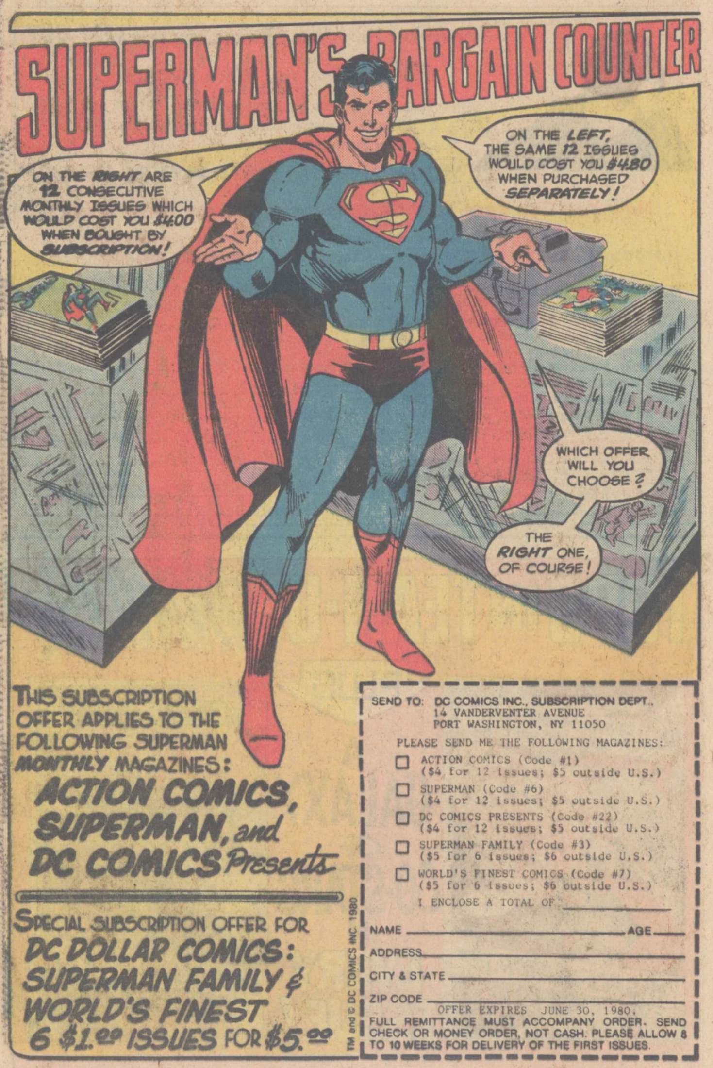 Read online Action Comics (1938) comic -  Issue #508 - 24