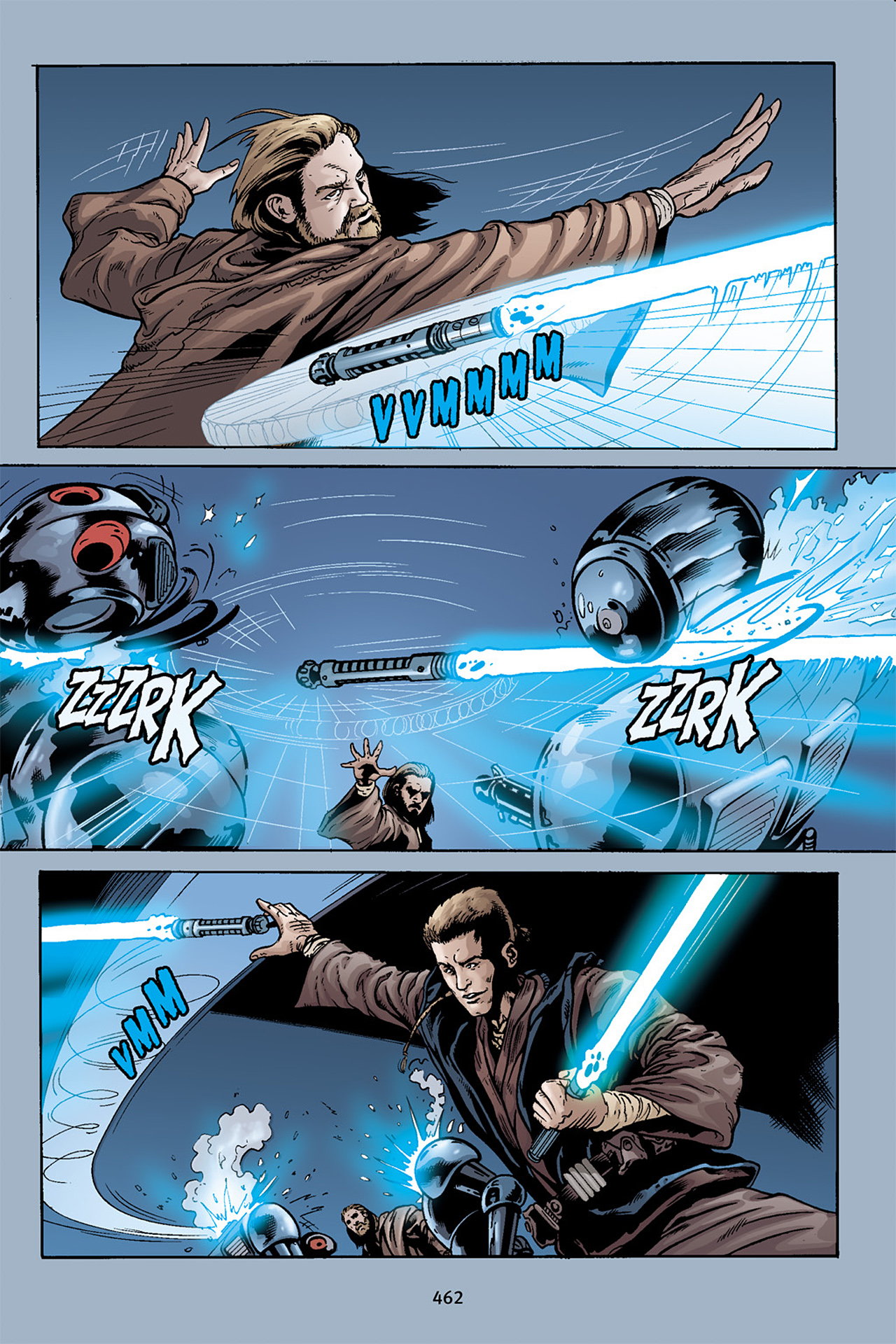 Read online Star Wars Omnibus comic -  Issue # Vol. 10 - 455