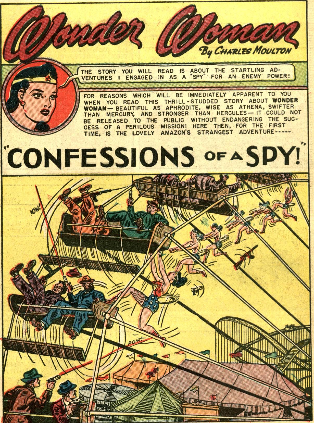 Read online Wonder Woman (1942) comic -  Issue #67 - 3