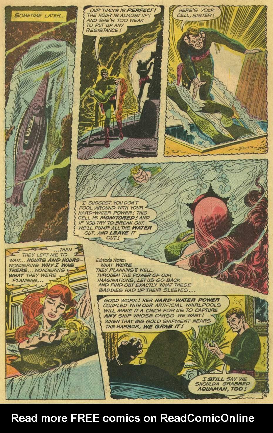 Read online Adventure Comics (1938) comic -  Issue #497 - 29