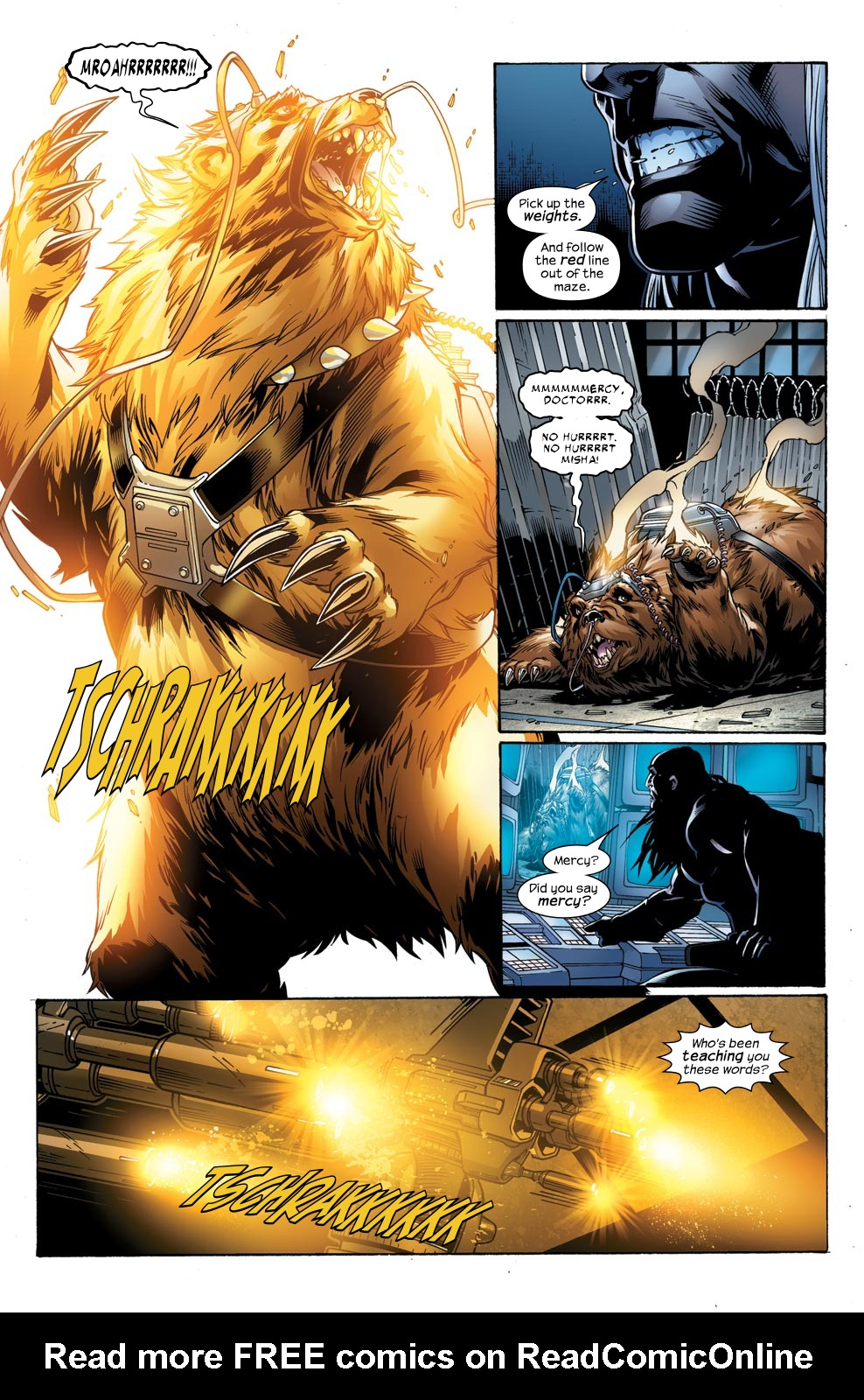 Read online Ultimate Fantastic Four (2004) comic -  Issue #47 - 5