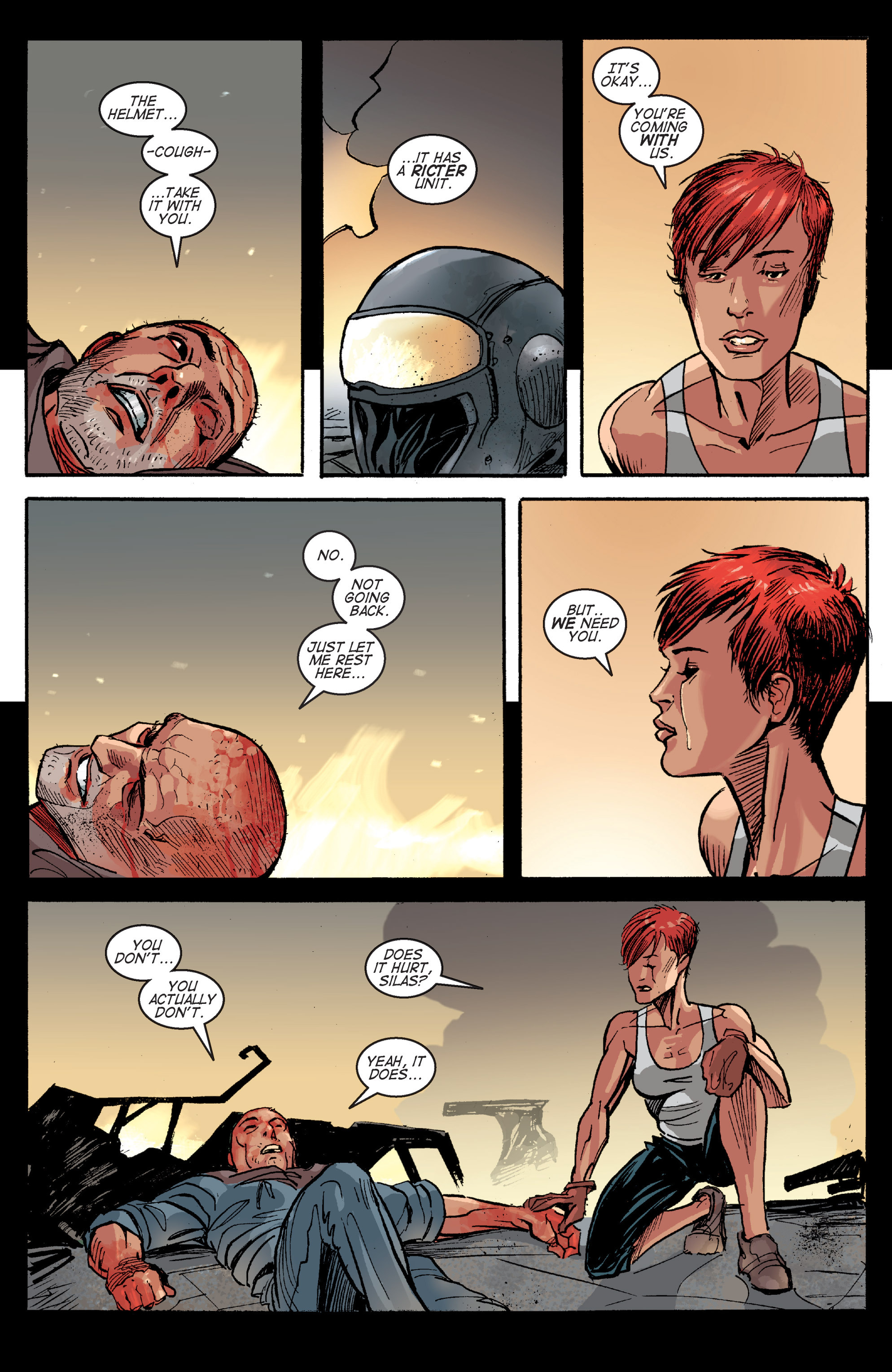 Read online Planetoid comic -  Issue # TPB - 163