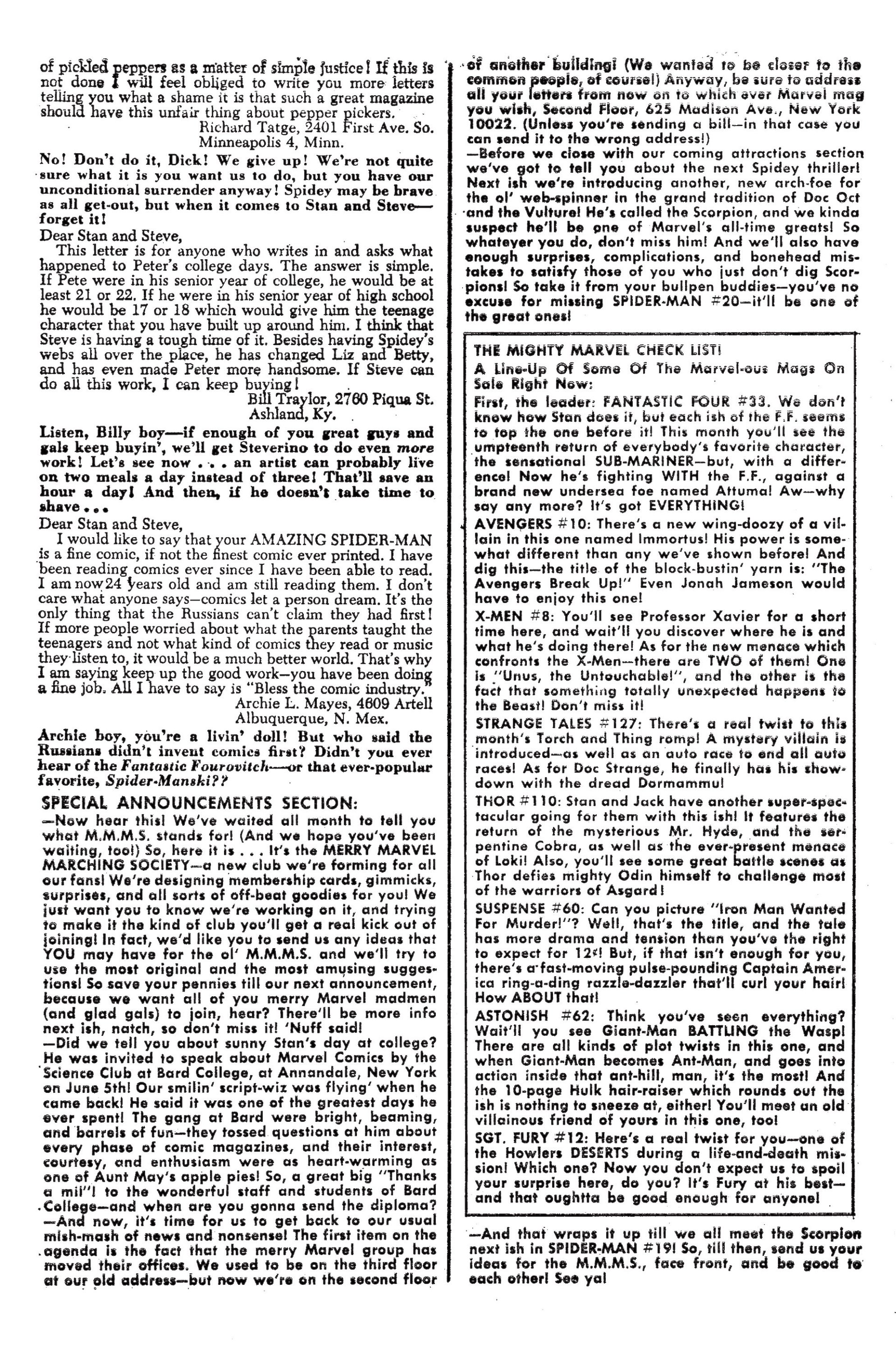 The Amazing Spider-Man (1963) 19 Page 24