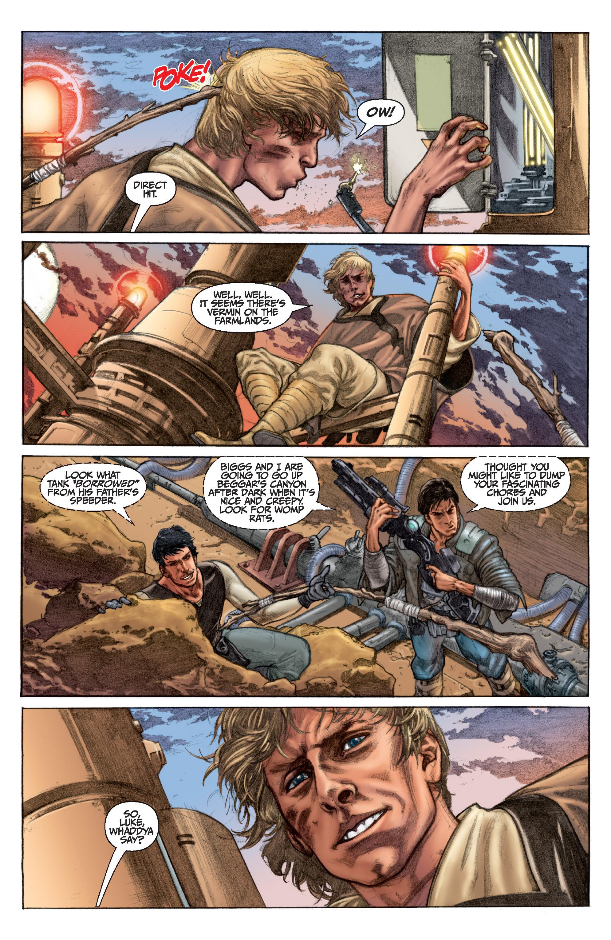 Read online Star Wars Omnibus comic -  Issue # Vol. 22 - 326