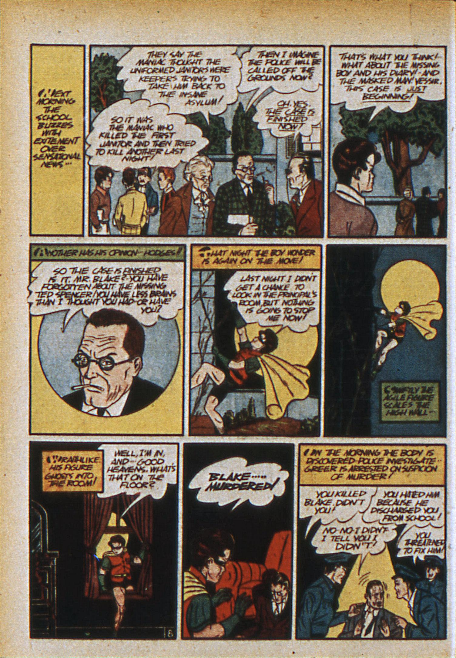 Detective Comics (1937) 41 Page 10