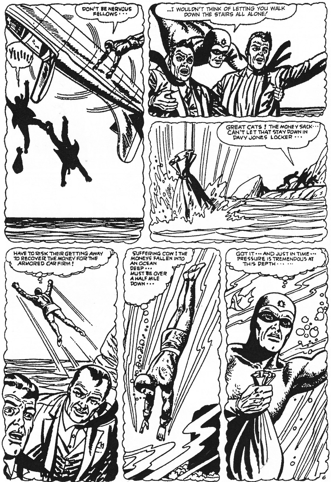 Read online Men of Mystery Comics comic -  Issue #57 - 47