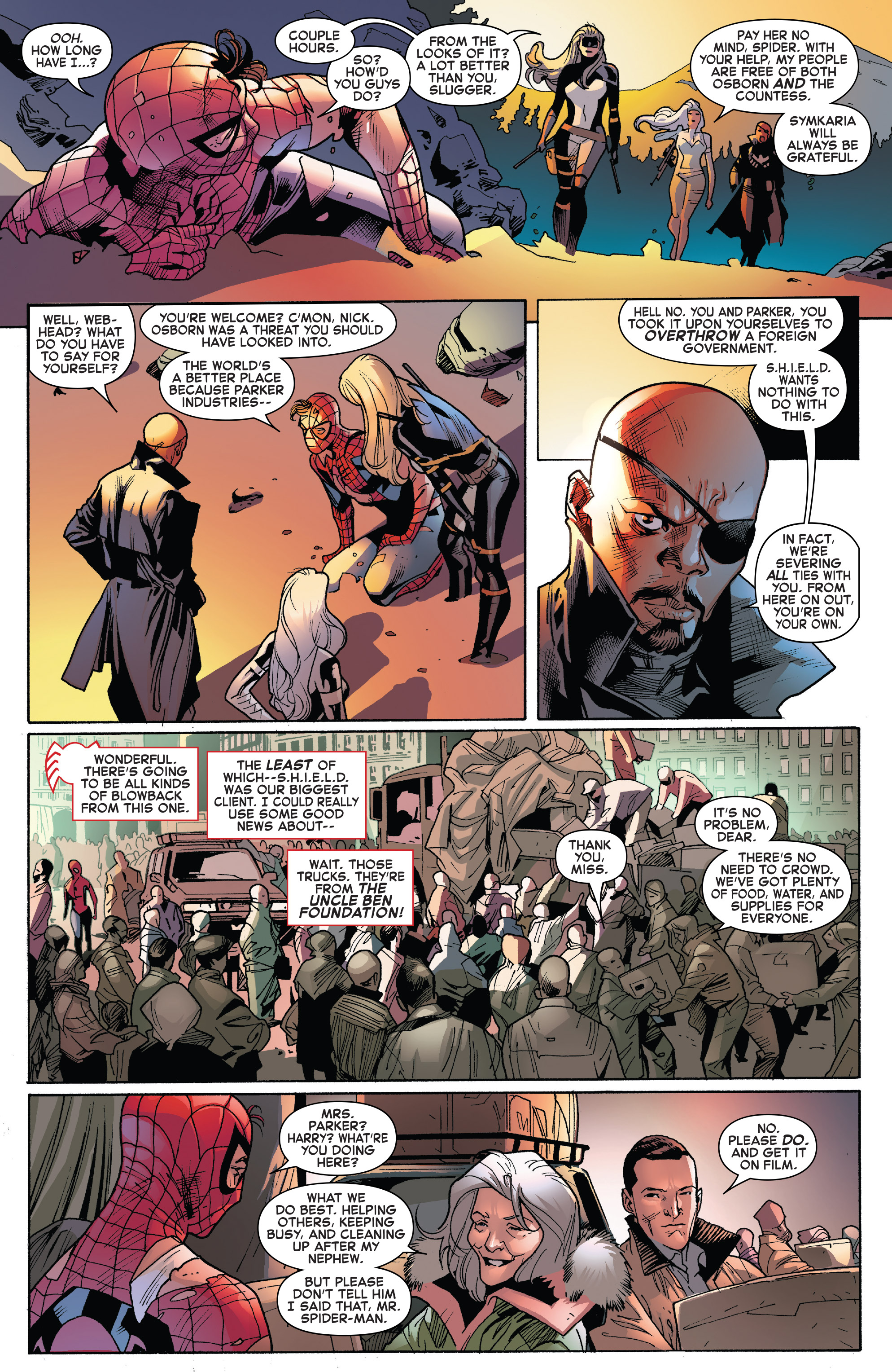 Read online The Amazing Spider-Man (2015) comic -  Issue #28 - 19