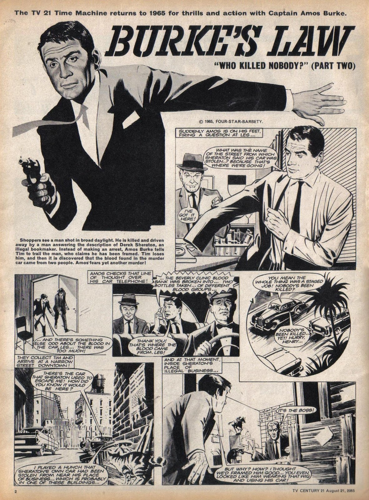 TV Century 21 (TV 21) issue 31 - Page 2