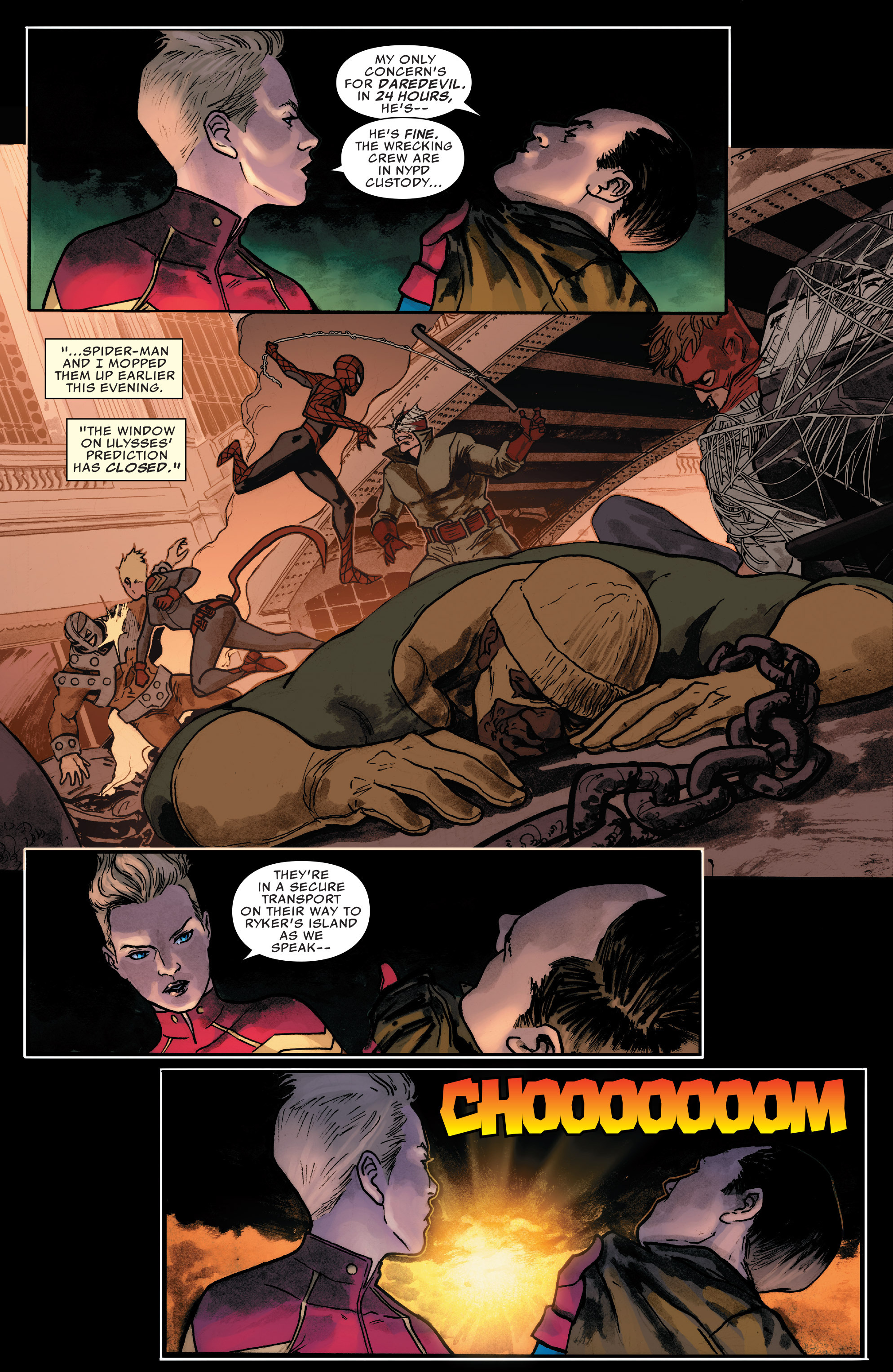 Read online Agents of S.H.I.E.L.D. comic -  Issue #8 - 10