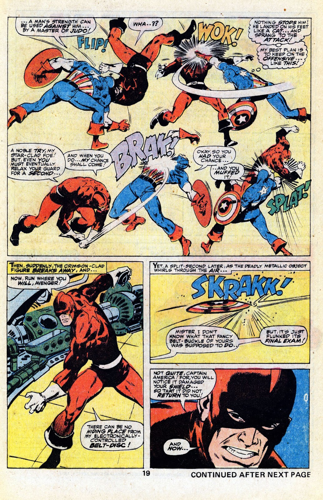 Marvel Triple Action (1972) issue 36 - Page 21