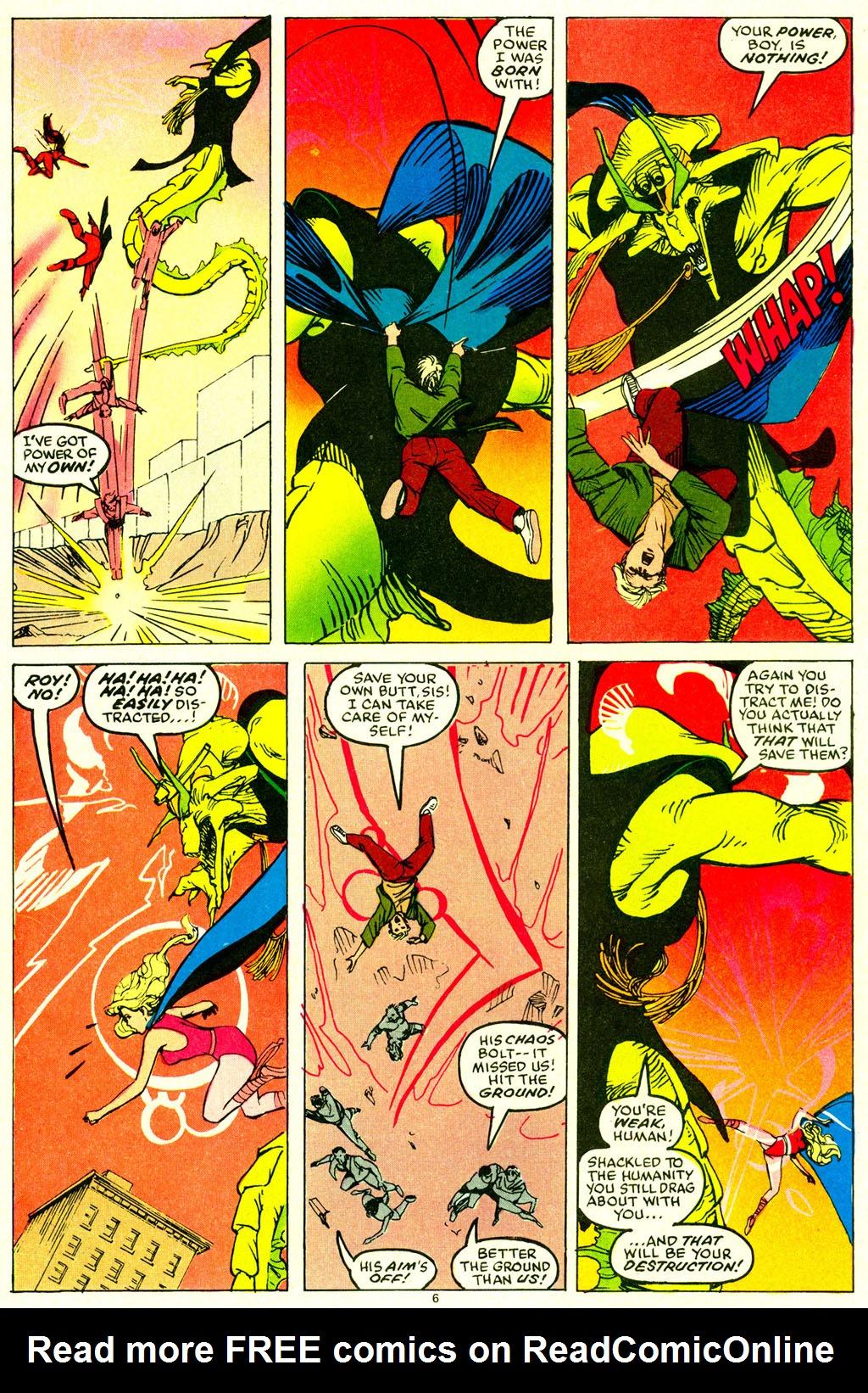 Read online Spellbound comic -  Issue #6 - 7
