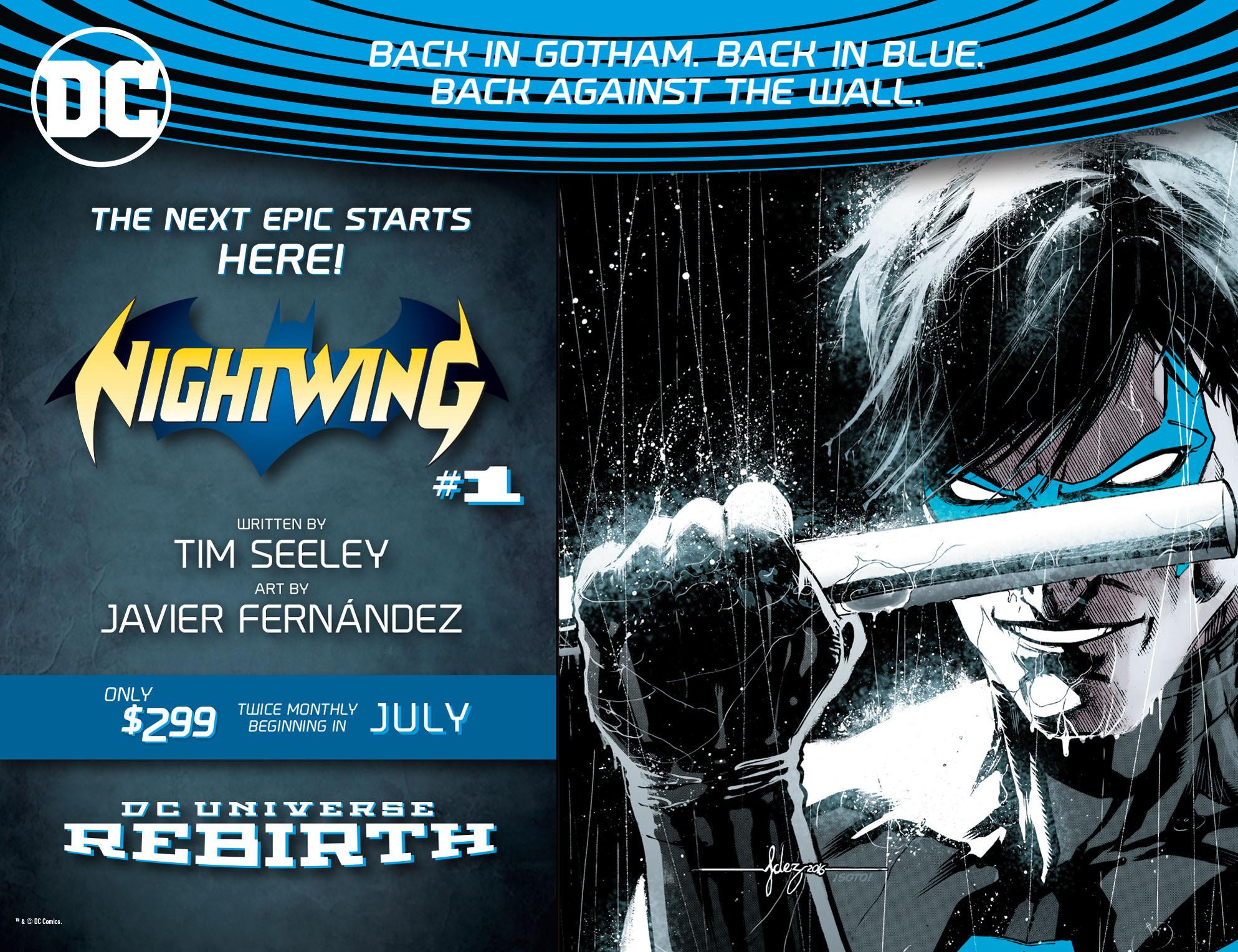 Read online Arrow: The Dark Archer comic -  Issue #12 - 23