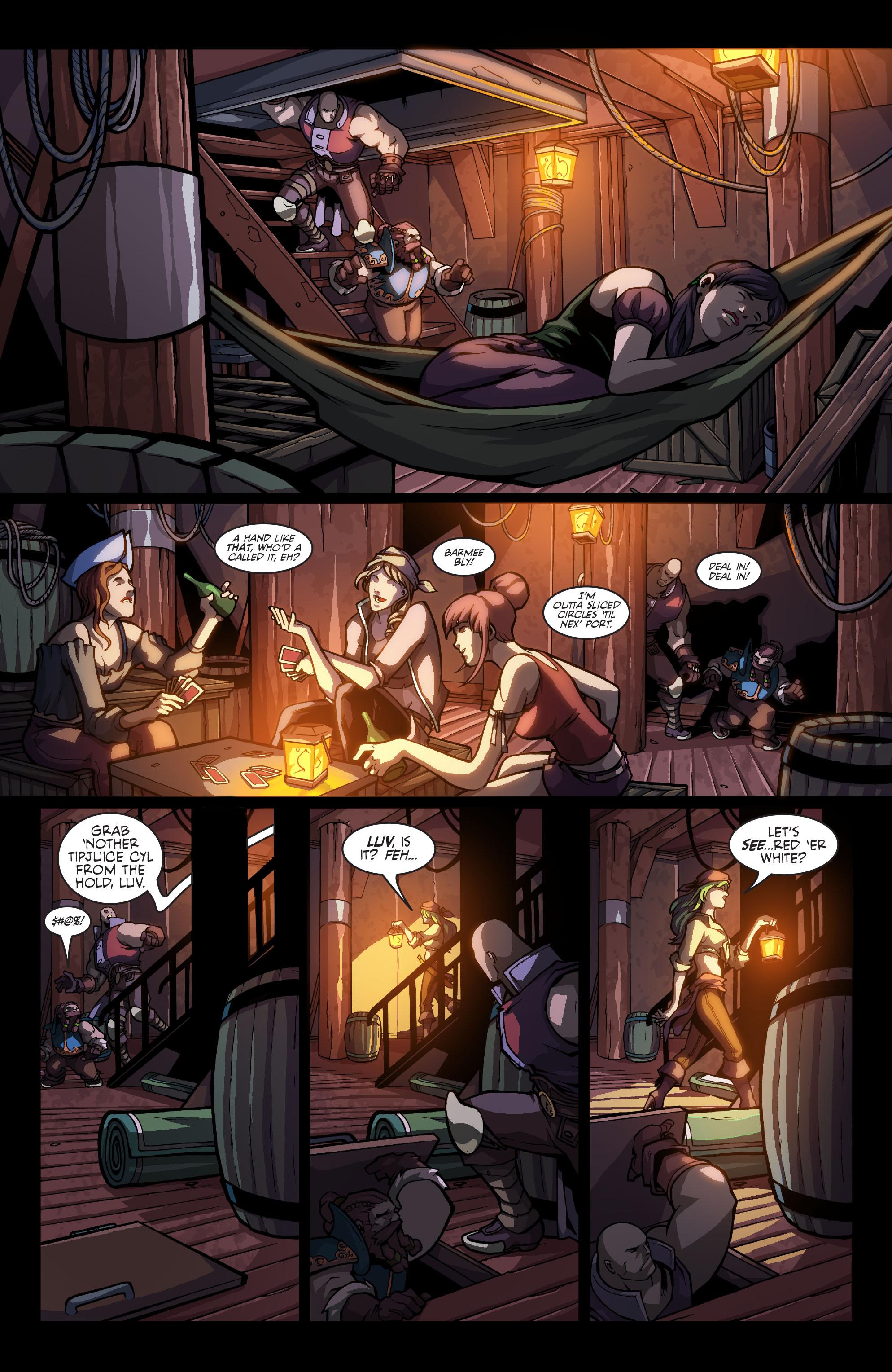 Read online Skullkickers comic -  Issue #13 - 7