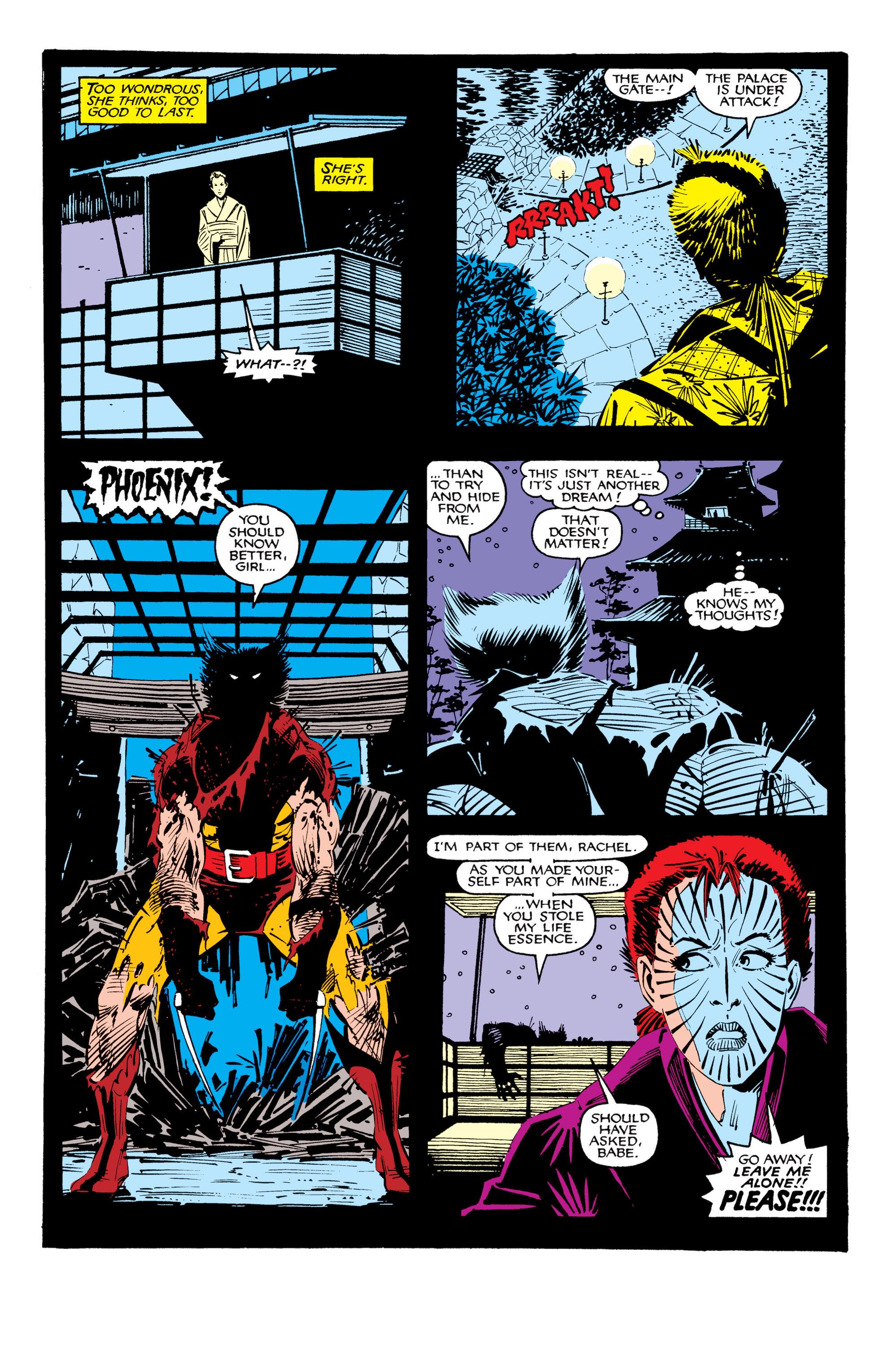 Read online Uncanny X-Men (1963) comic -  Issue #207 - 11